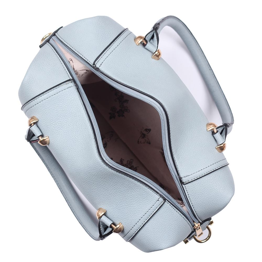 New Womens Designer Style Duffel Bag Ladies Shoulder Bag Girls School Bag