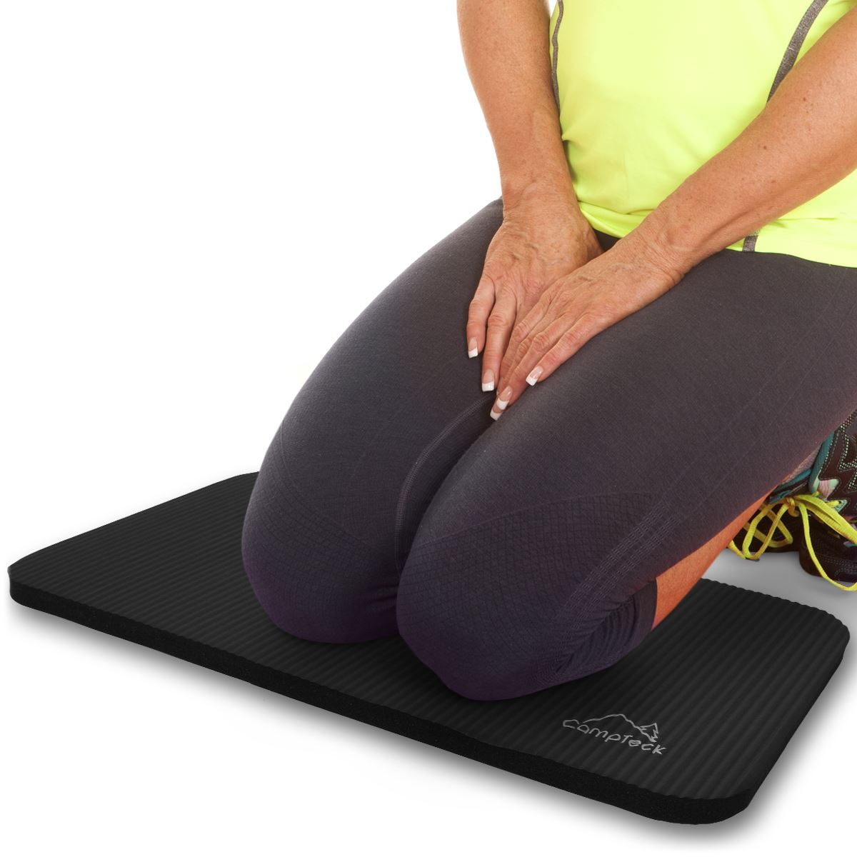 Yoga Knee Pad Cushion Soft Foam Yoga Knee Mat Support Gym Fitness Exercise