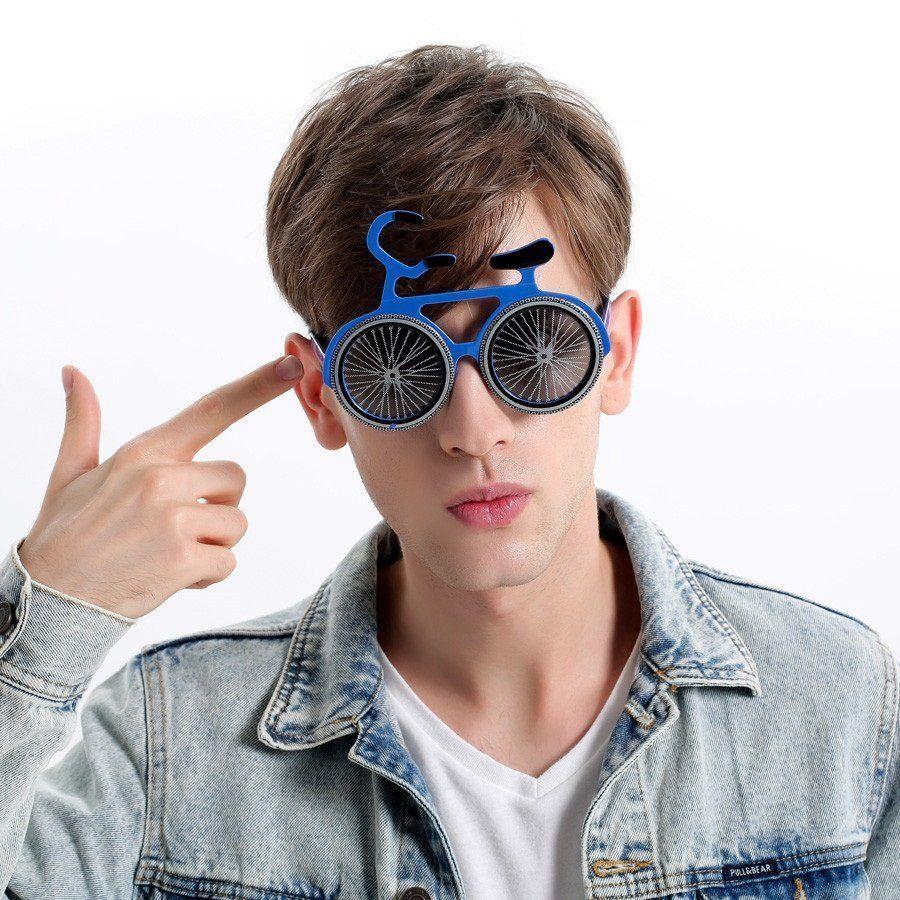 Children Adult Novelty Sunglasses Fancy Dress Joke Hen Party Accessory 1-24Pcs