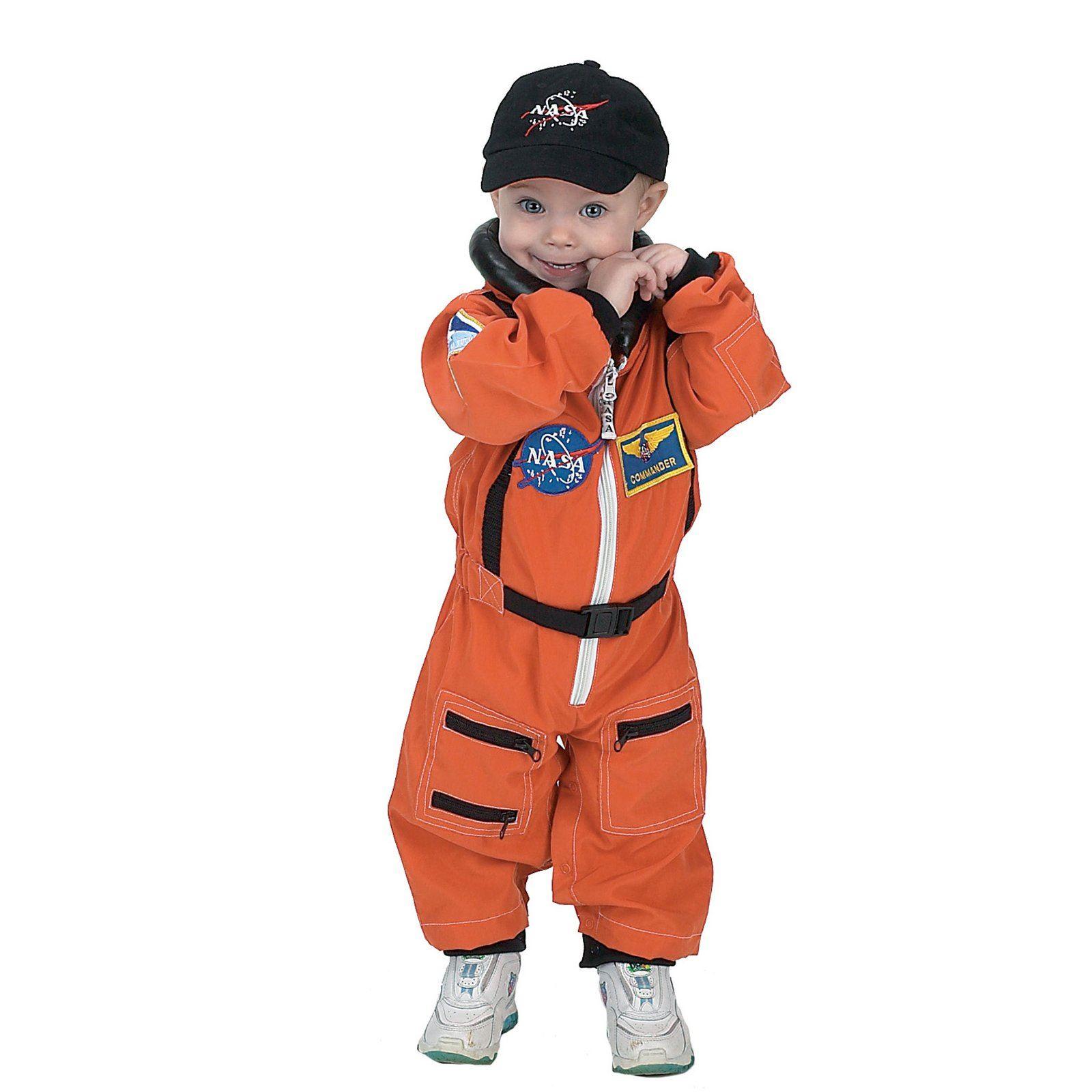 Маленький космонавт своими руками