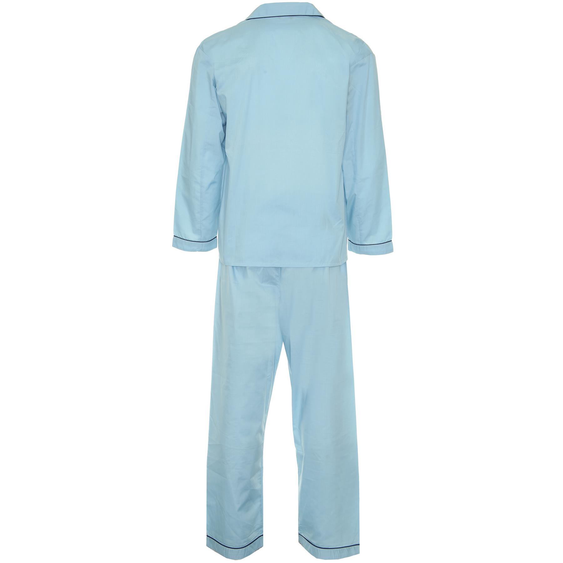 CHAMPION Da Uomo Di Marca Pigiama Plain manica lunga Lounge Classic Fit Nightwear
