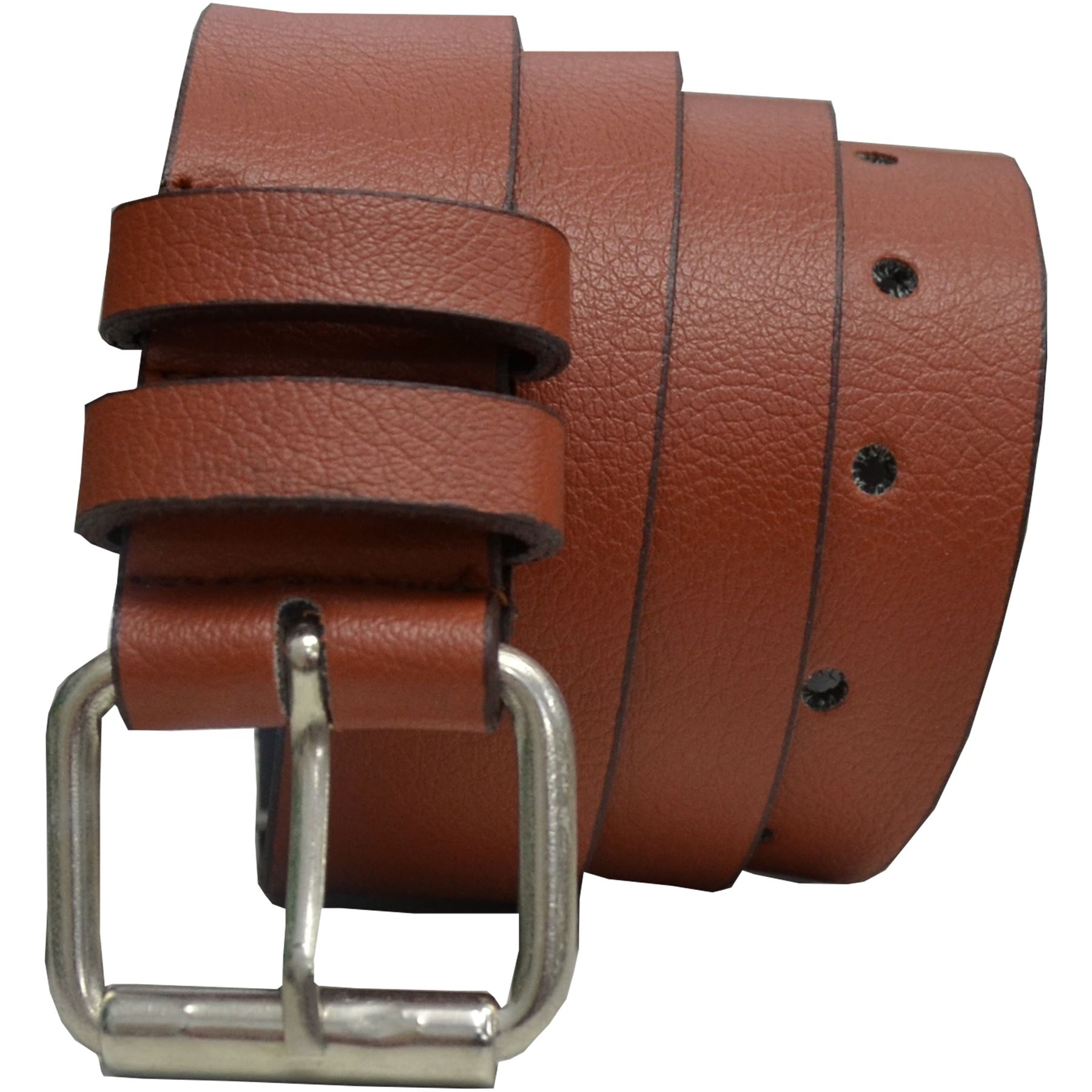 Eto Designer New Mens PU Leather Buckle Belt For Jeans Belts Big Tall King Sizes