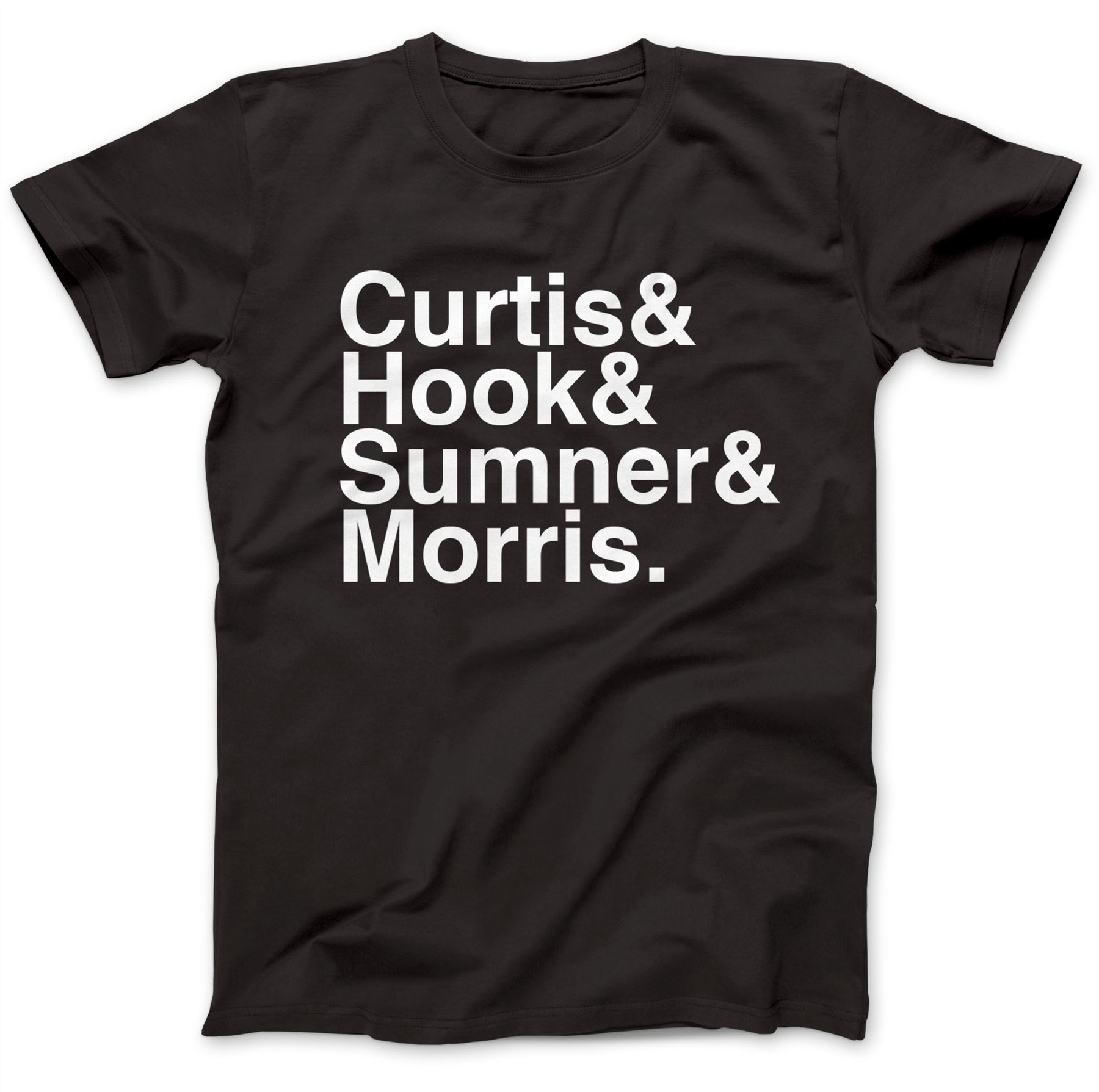 Curtis /& Hook /& Sumner /& Morris T-Shirt 100/% Premium Cotton Unknown Pleasures
