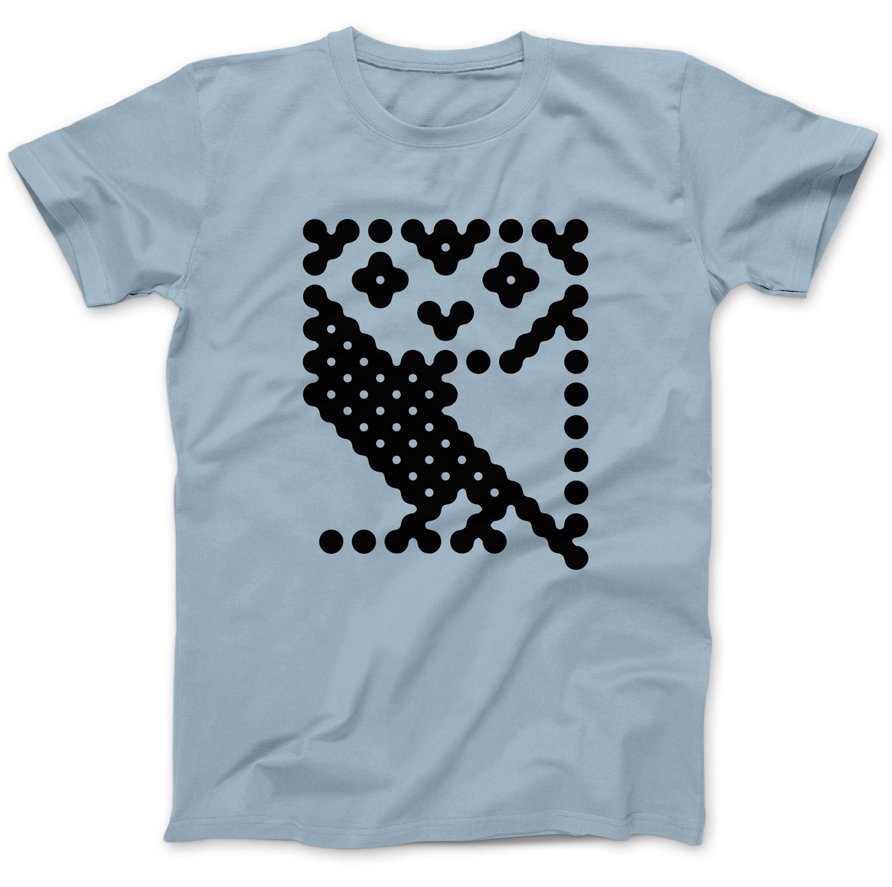 Acorn Micro Model B Inspired Owl T-Shirt 100/% Premium Cotton Microcomputer