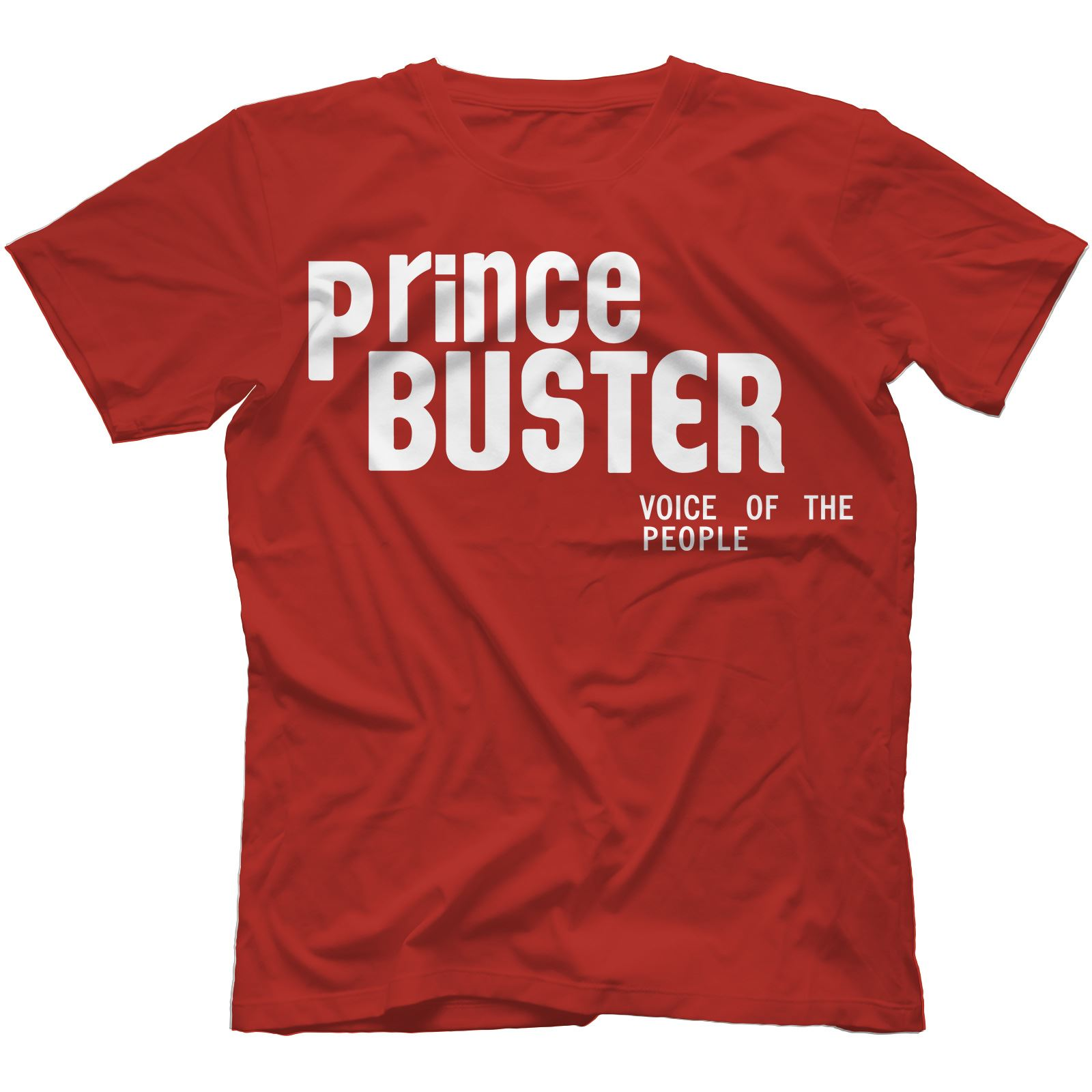 Prince Buster T-Shirt 100/% Cotton Ska Rocksteady Oh Carolina Whine And Grine