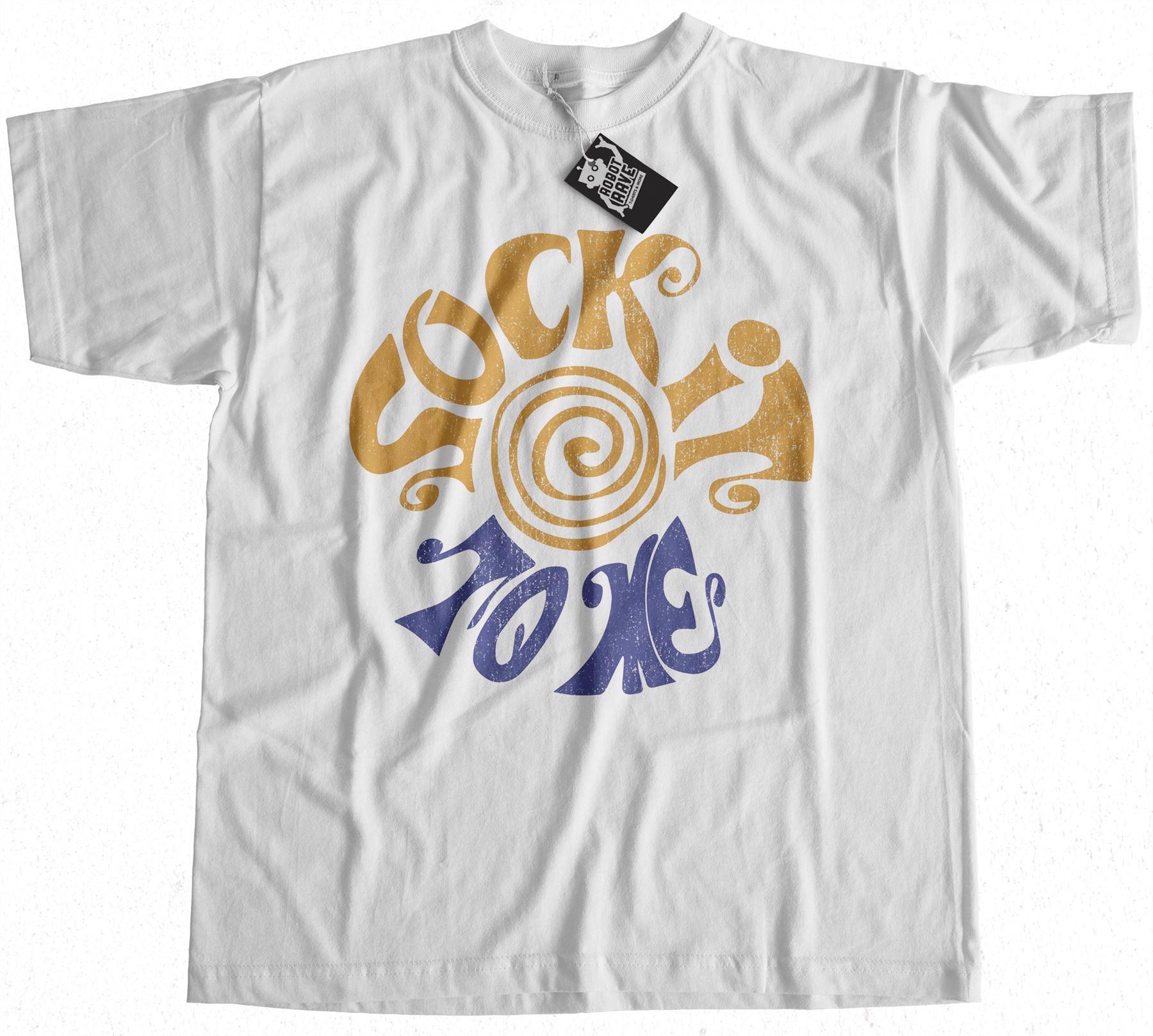 Sock It To Me T-shirt 100/% Premium Coton Tyler Durden