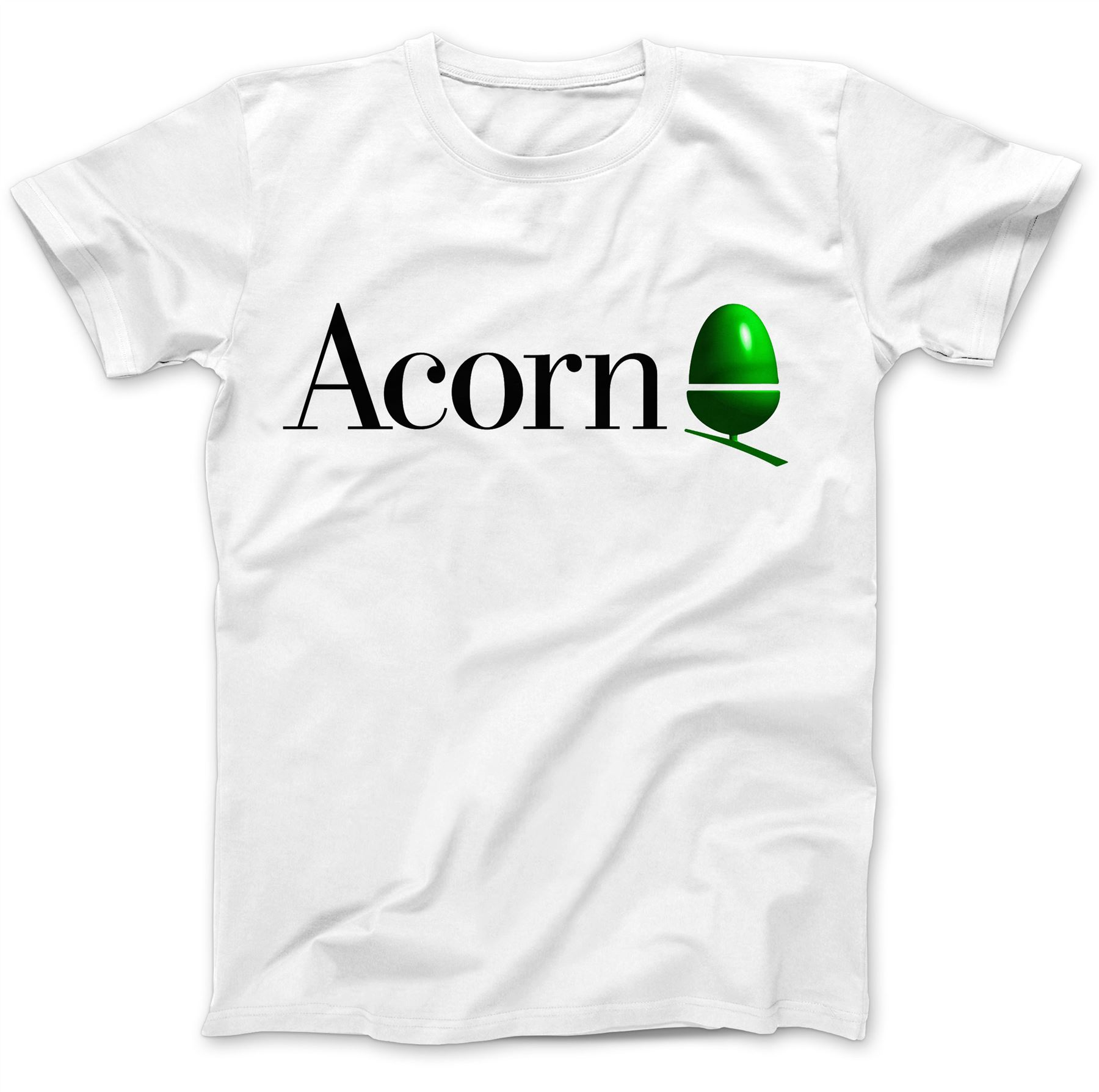 Inspired By Acorn Computers T-Shirt 100/% Premium Cotton Electron Archimedes