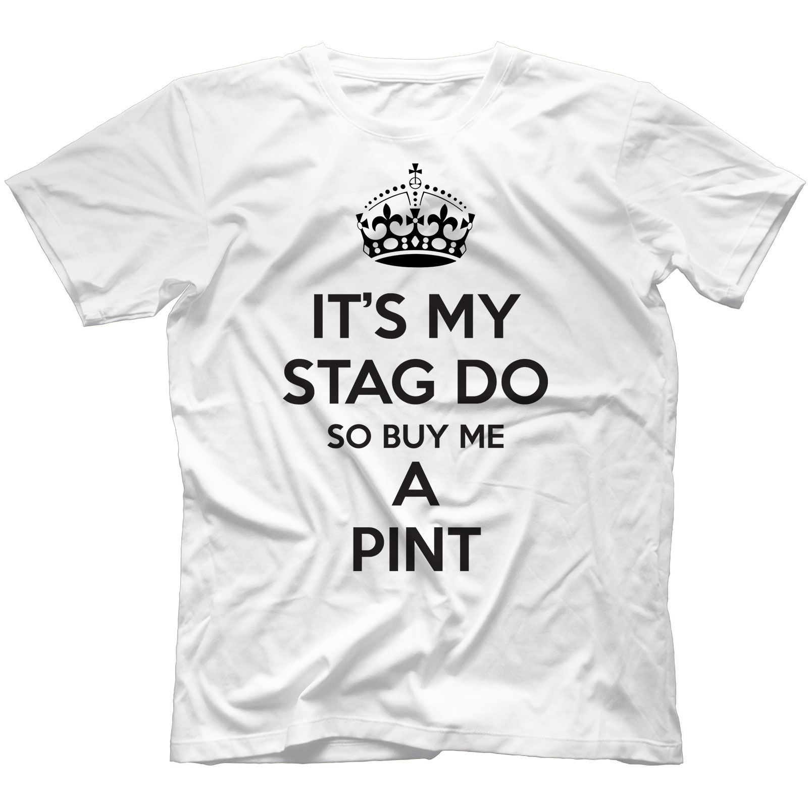 Stag Do T-Shirt 100/% Cotton Keep Calm Night Party Batchelor Pussay Patrol