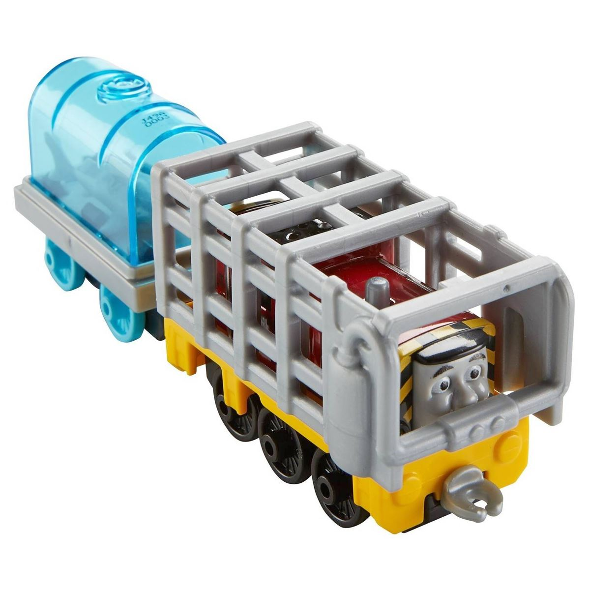 New Thomas /& Friends Shark Escape Salty Or Space Mission Talking Engine Official