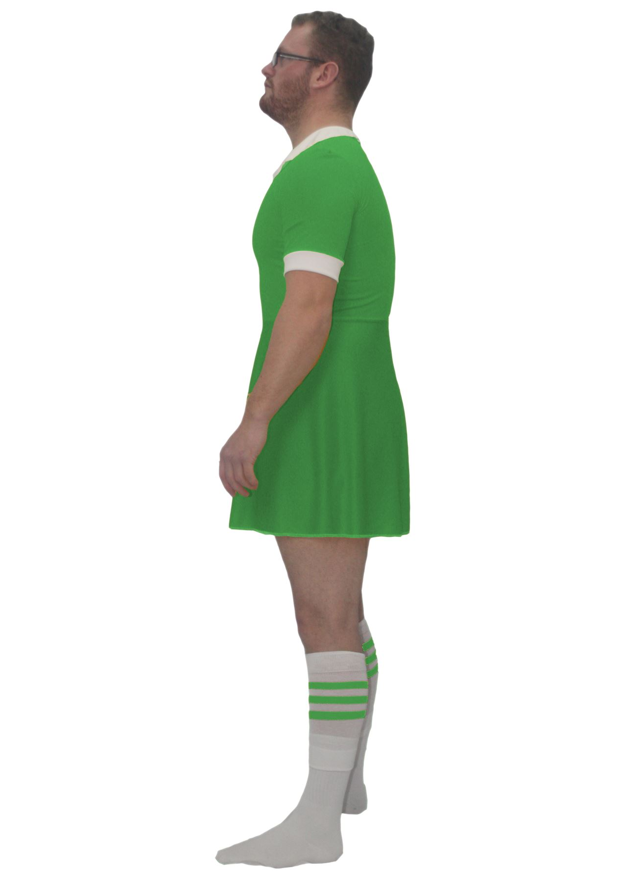 Mens Coloured Rugby Dress All Nations Sports Supporter Stag Party Fancy Dress