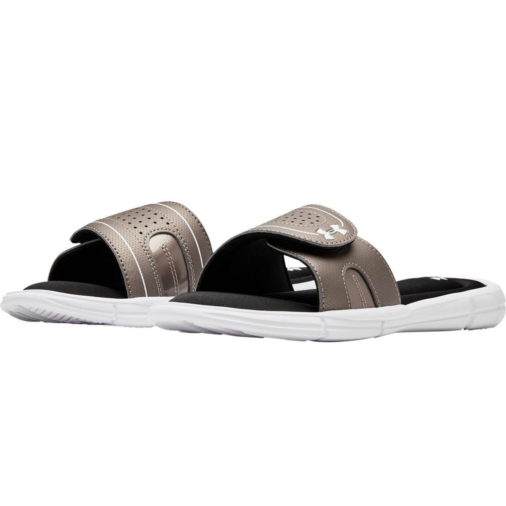 Under Armour Women/'s UA Ignite VIII Slide Sandals