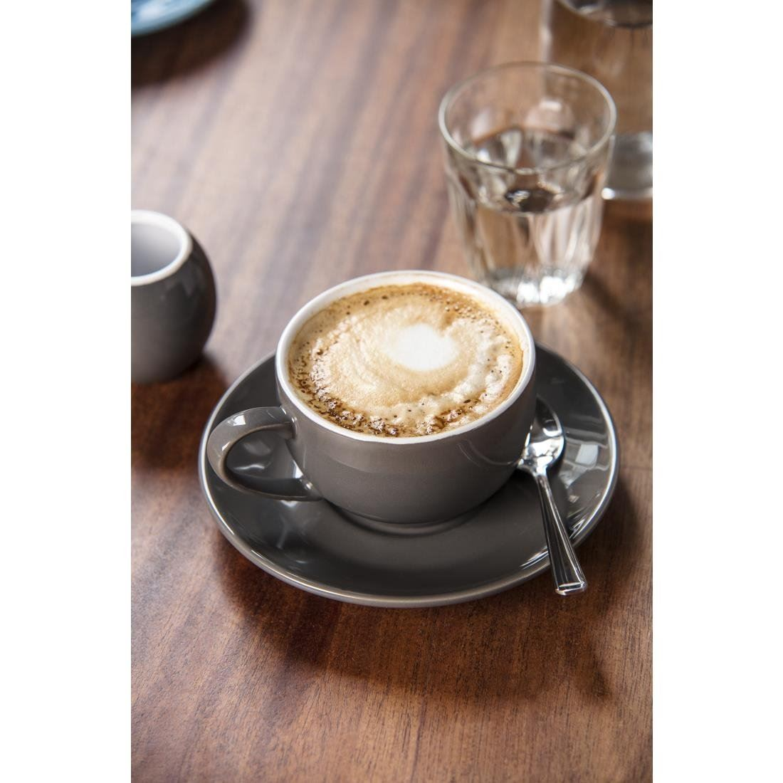 Olympia Cafe Cappuccino Cups Mugs Coffee Milk Tableware Restaurant Bar Porcelain