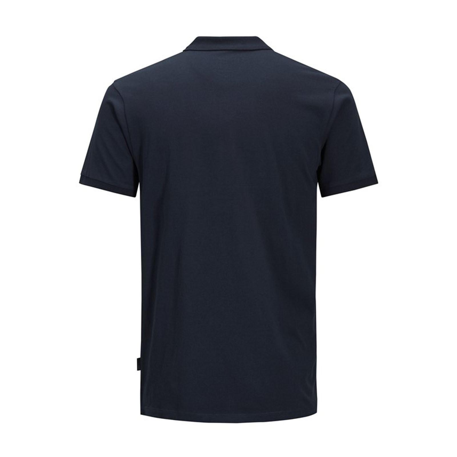 Mens Polo T Shirt JACK /& JONES Jet Jersey Short Sleeve Collar Casual Top