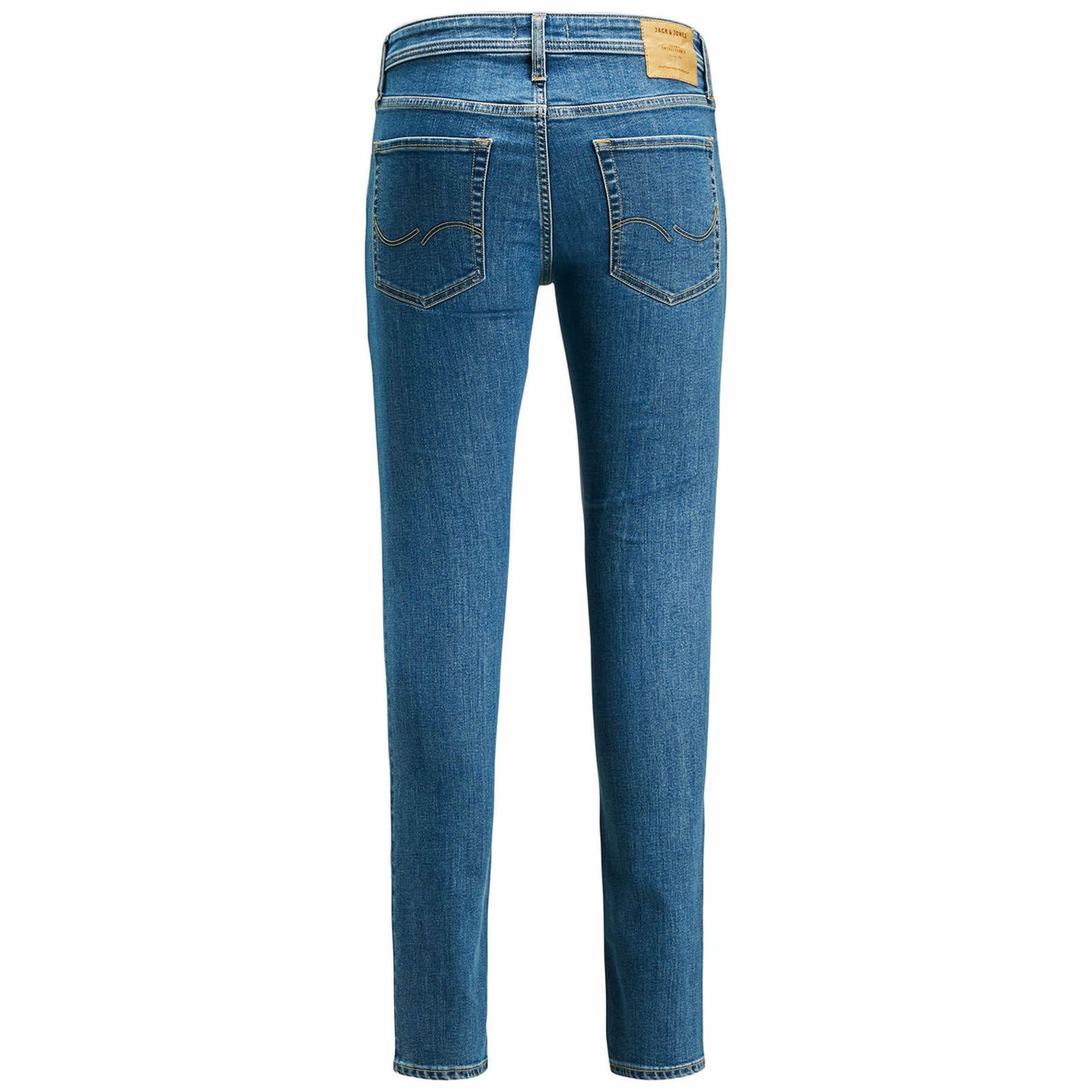 Mens Skinny Jeans JACK /& JONES JJI LIAM AM 694 1.5X Strecth Denim Pants