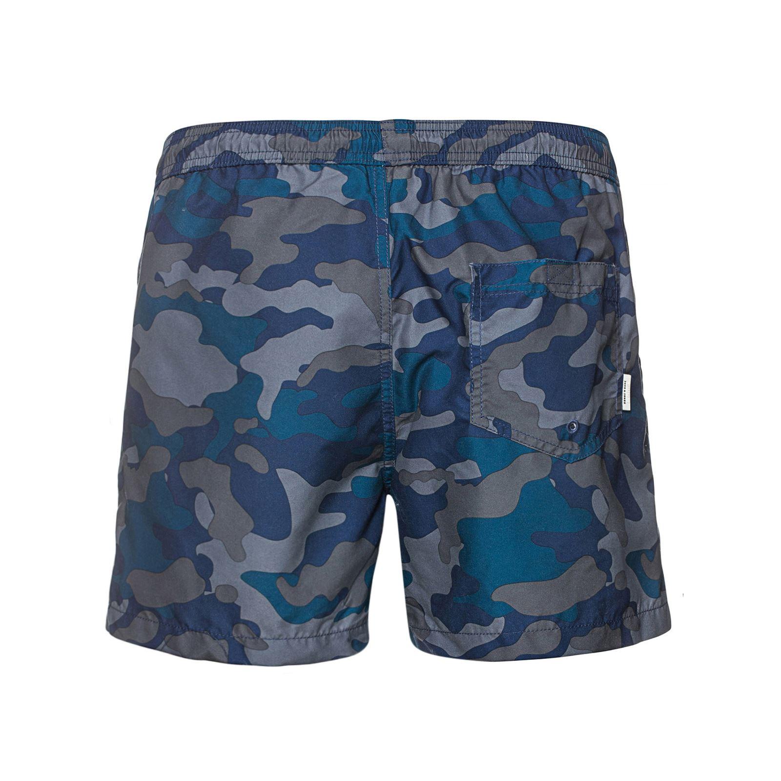 Short Homme Brave Soul Crosshatch Jack /& Jones Mesh Swim Trunks