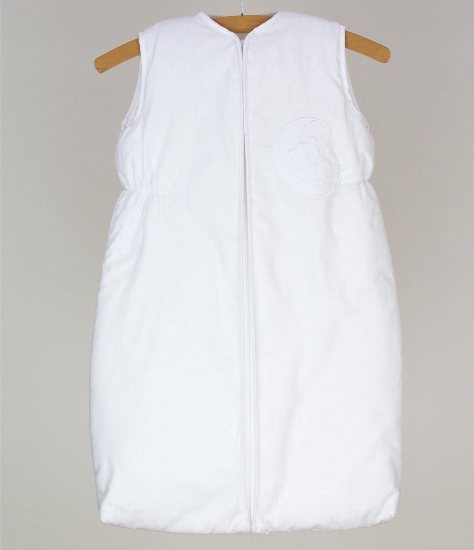 Bear /& Moon Baby Nursery Sleeping Bag 2.5 Tog 6-18 Months 100/% Cotton