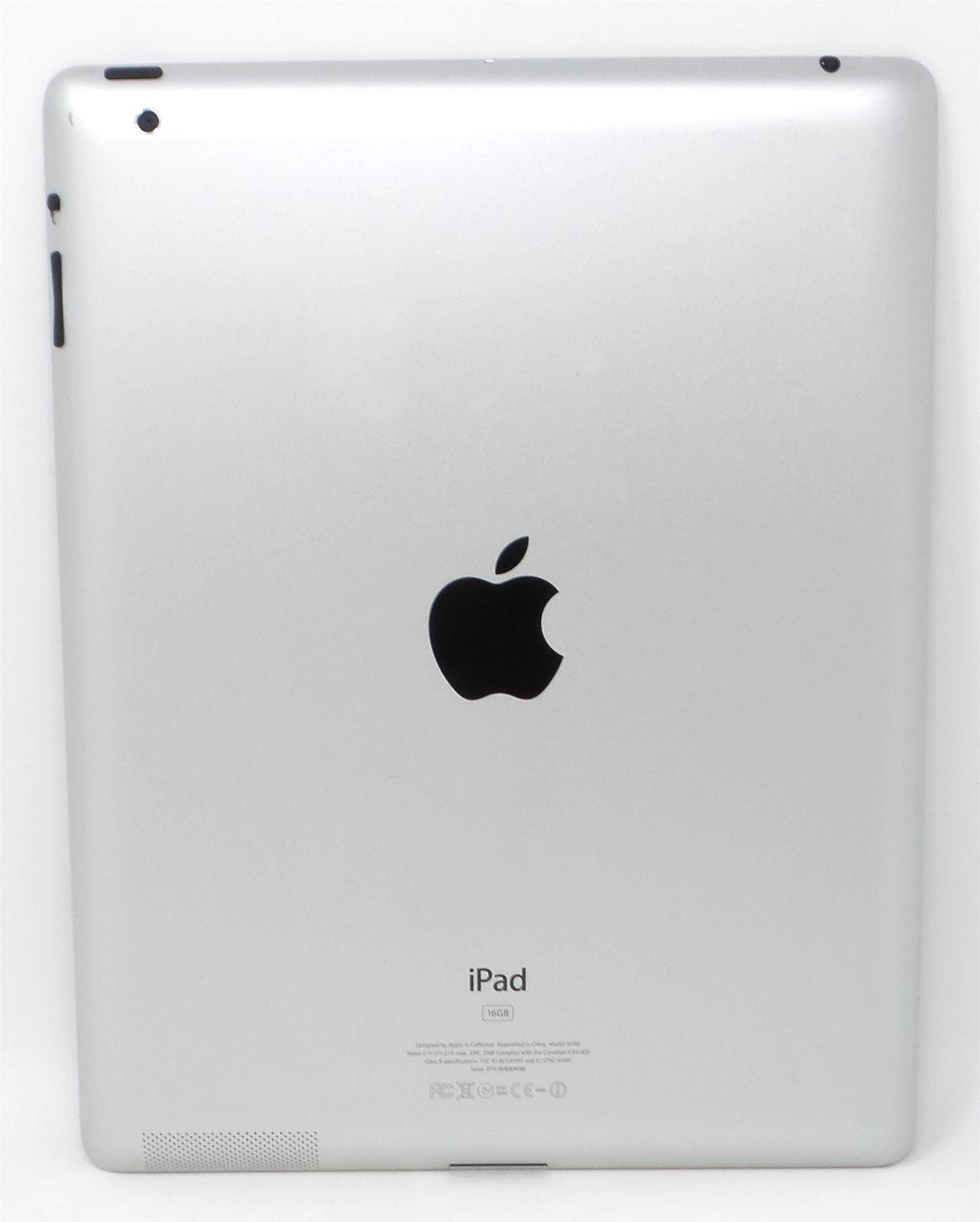 "Apple iPad 2nd Gen 9.7/"" Wi-Fi Cellular 16GB//32GB//64GB//128GB Black White Bare"