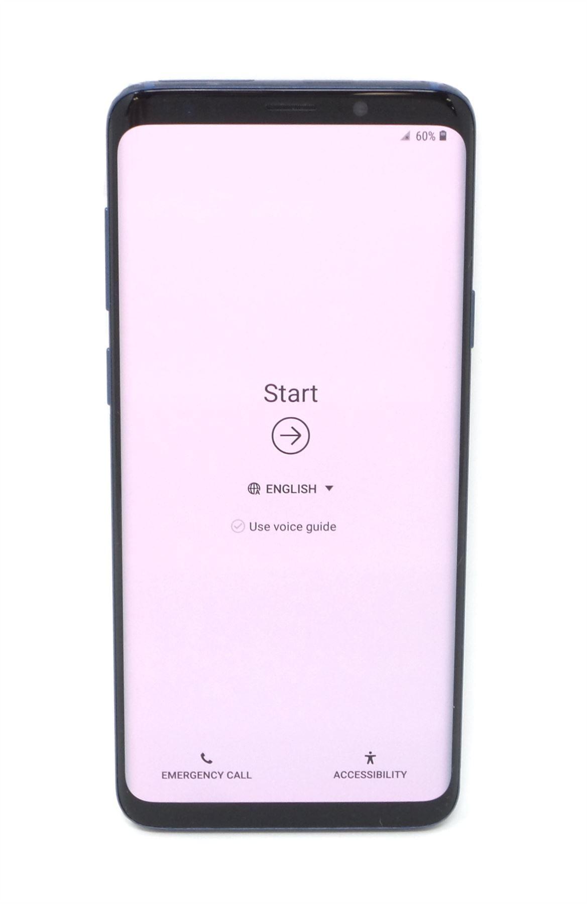 "Samsung Galaxy S9+ Plus 6.2"" Smartphone Verizon T-Mobile Sprint Black Lilac Blue"