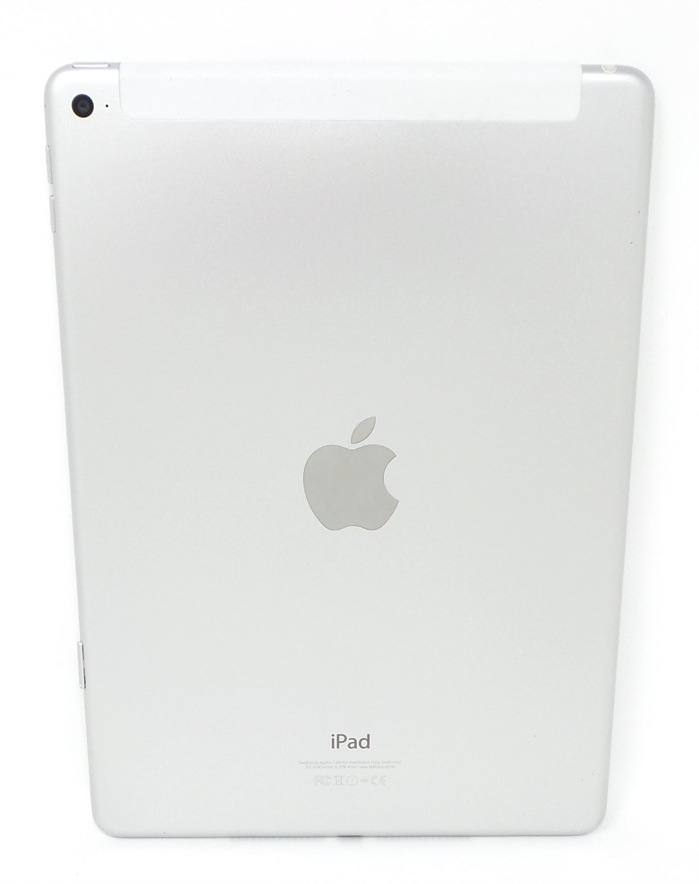 Cellular Gold Silver Gray Apple iPad Air 2nd Gen 9.7in 32GB 128GB Wi-Fi