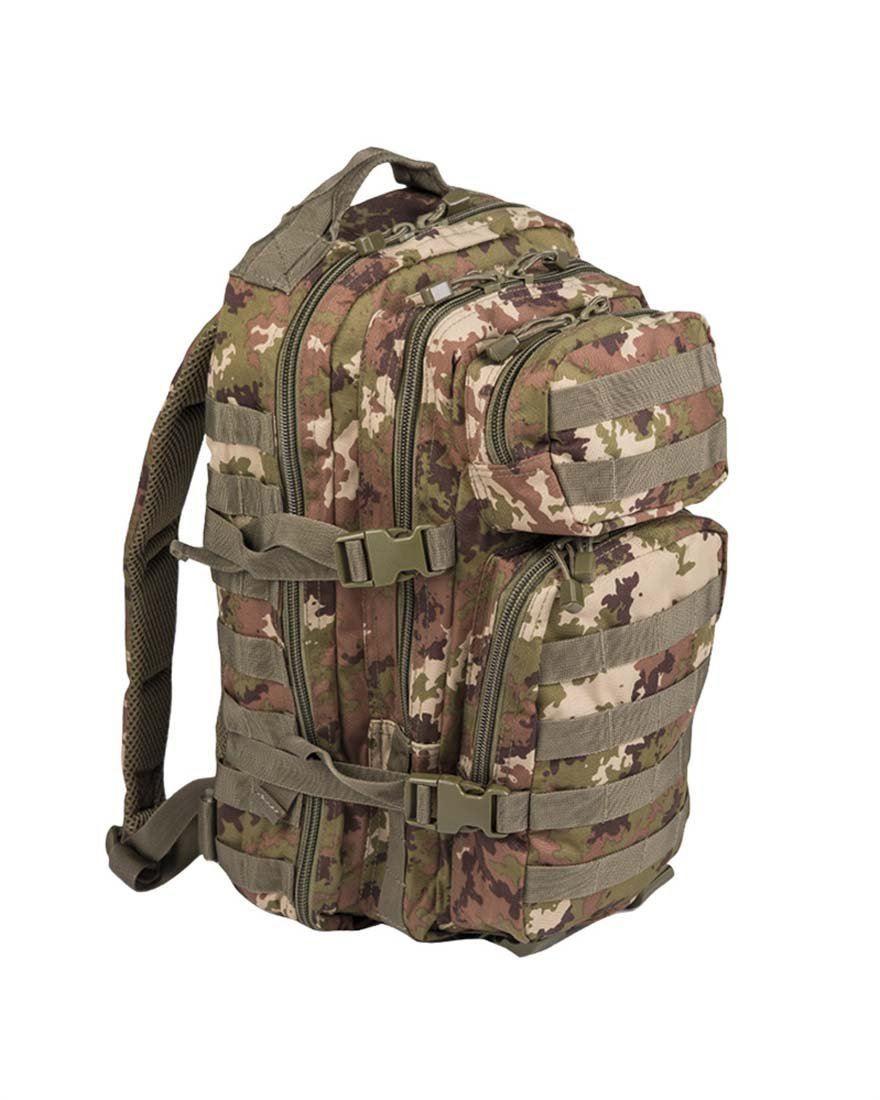 MIL-TEC MOLLE ASSAULT PACK US MILITARY ARMY COMBAT PATROL RUCKSACK BACKPACK