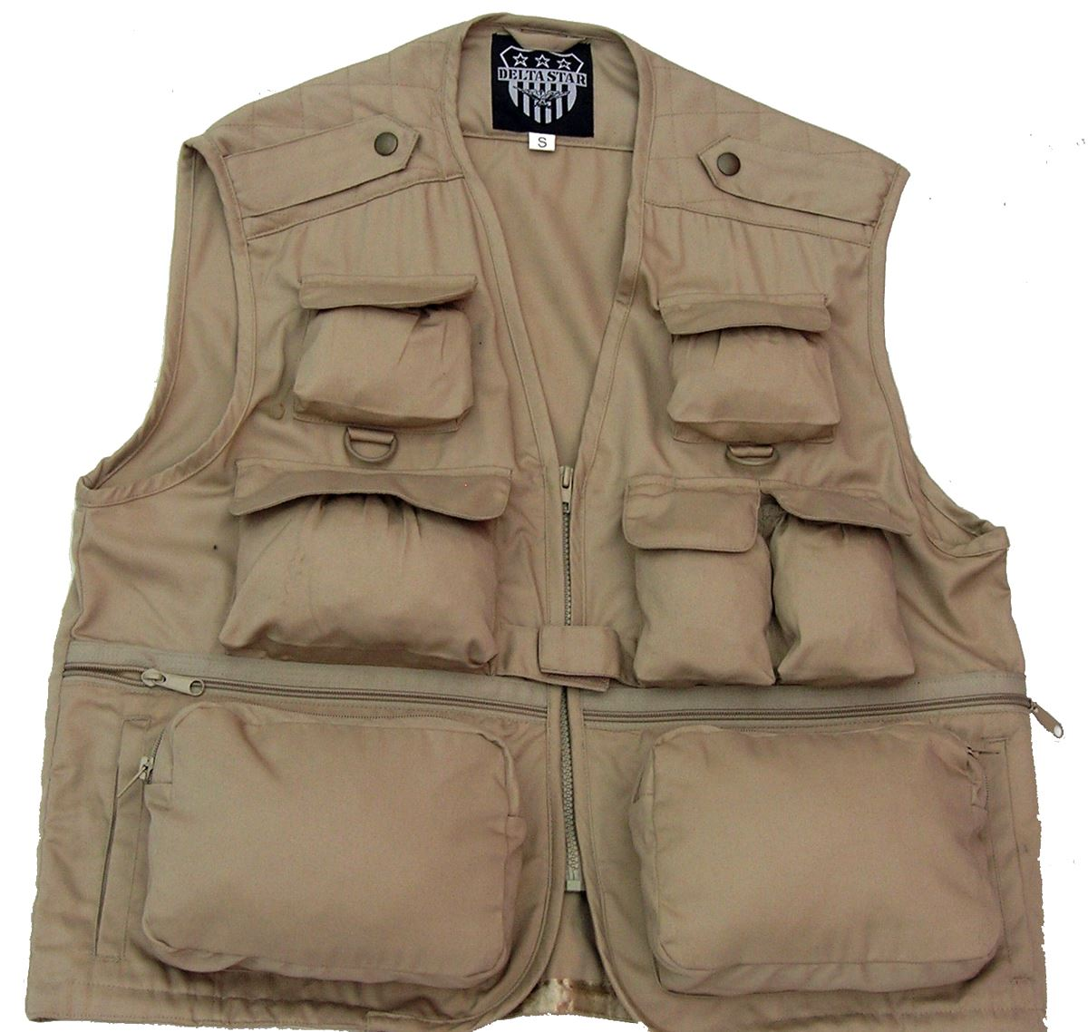 MULTI POCKET WAISTCOAT FISHING VEST OUTDOOR HUNTING SHOOTING AIRSOFT GILET
