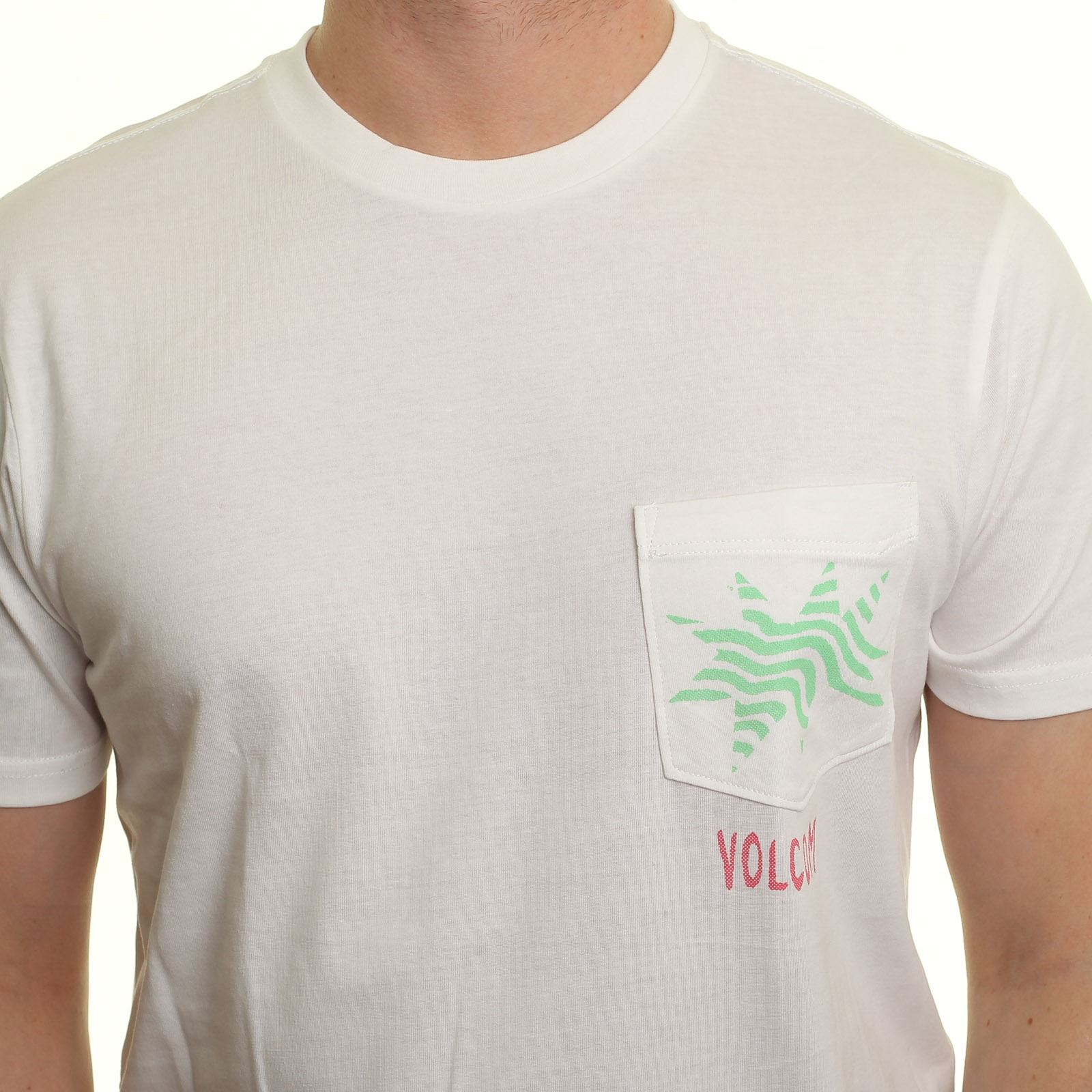 Volcom Pocket T-Shirt ~ Mag