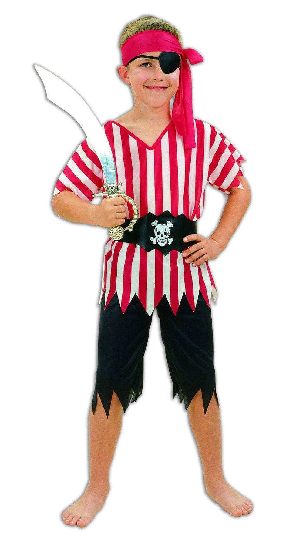 Как создать костюм пирата 16