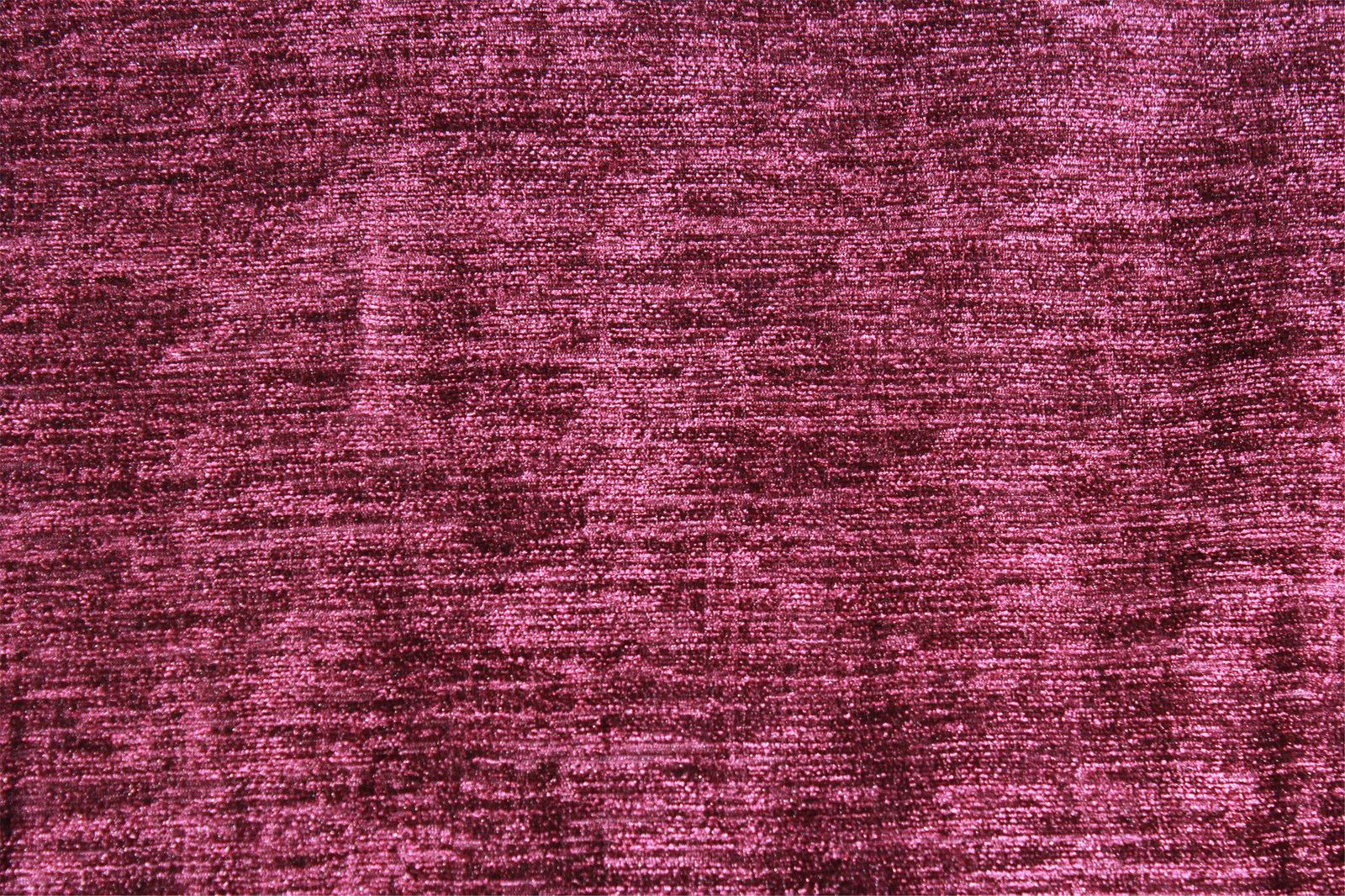 DESIGNER LUXURY THICK HEAVY WEIGHT CURTAIN OR UPHOLSTERY CHENILLE VELVET FABRIC