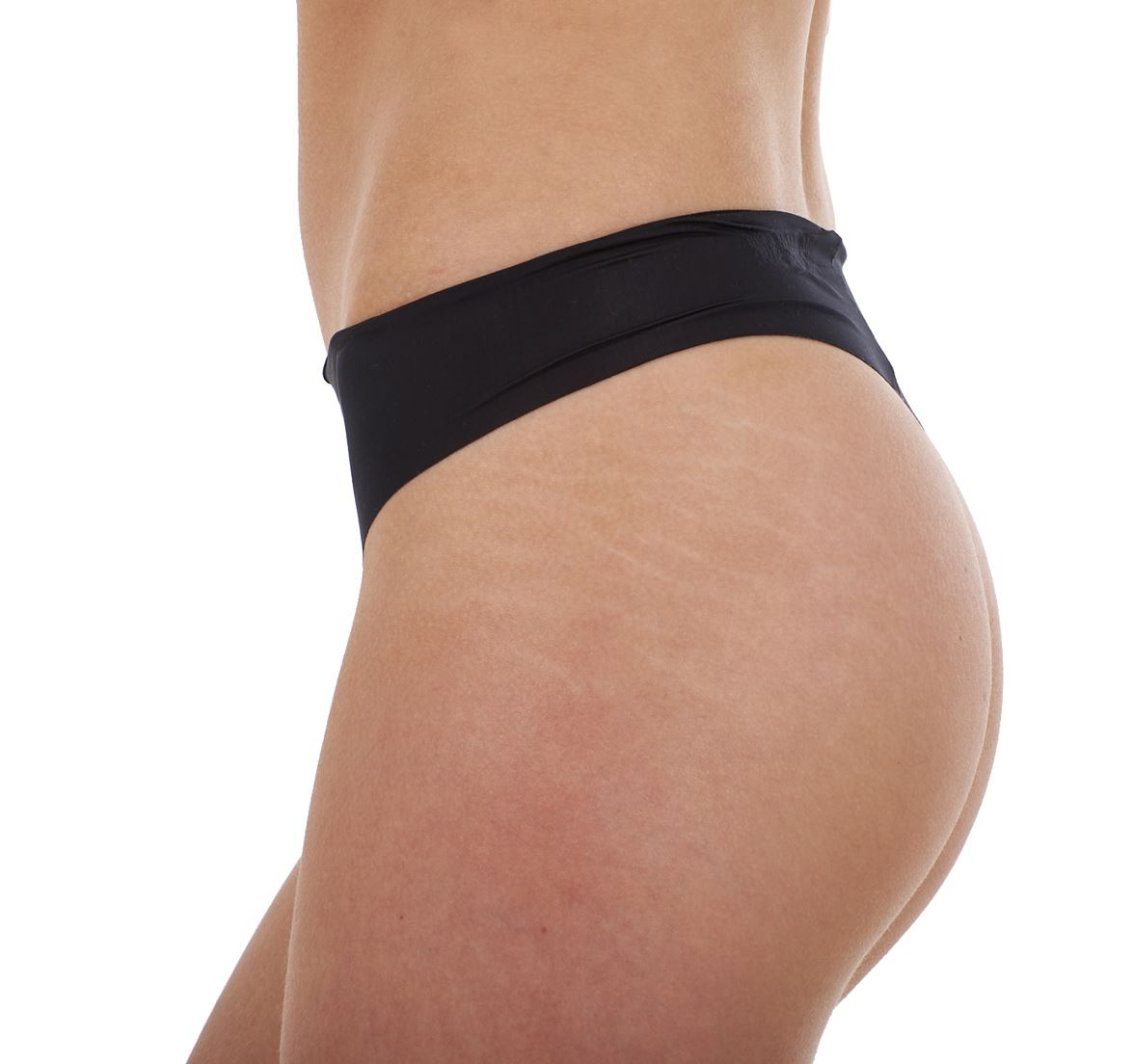 Ladies Ultimate 5 Pack No VPL G String High Waisted Multi Pack Thongs