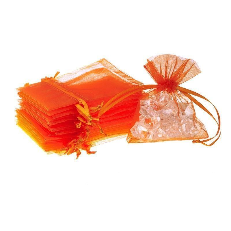 Organza Gift Bags Wrap Wedding Party Favour Xmas Candy Jewellery Pouches Bulk