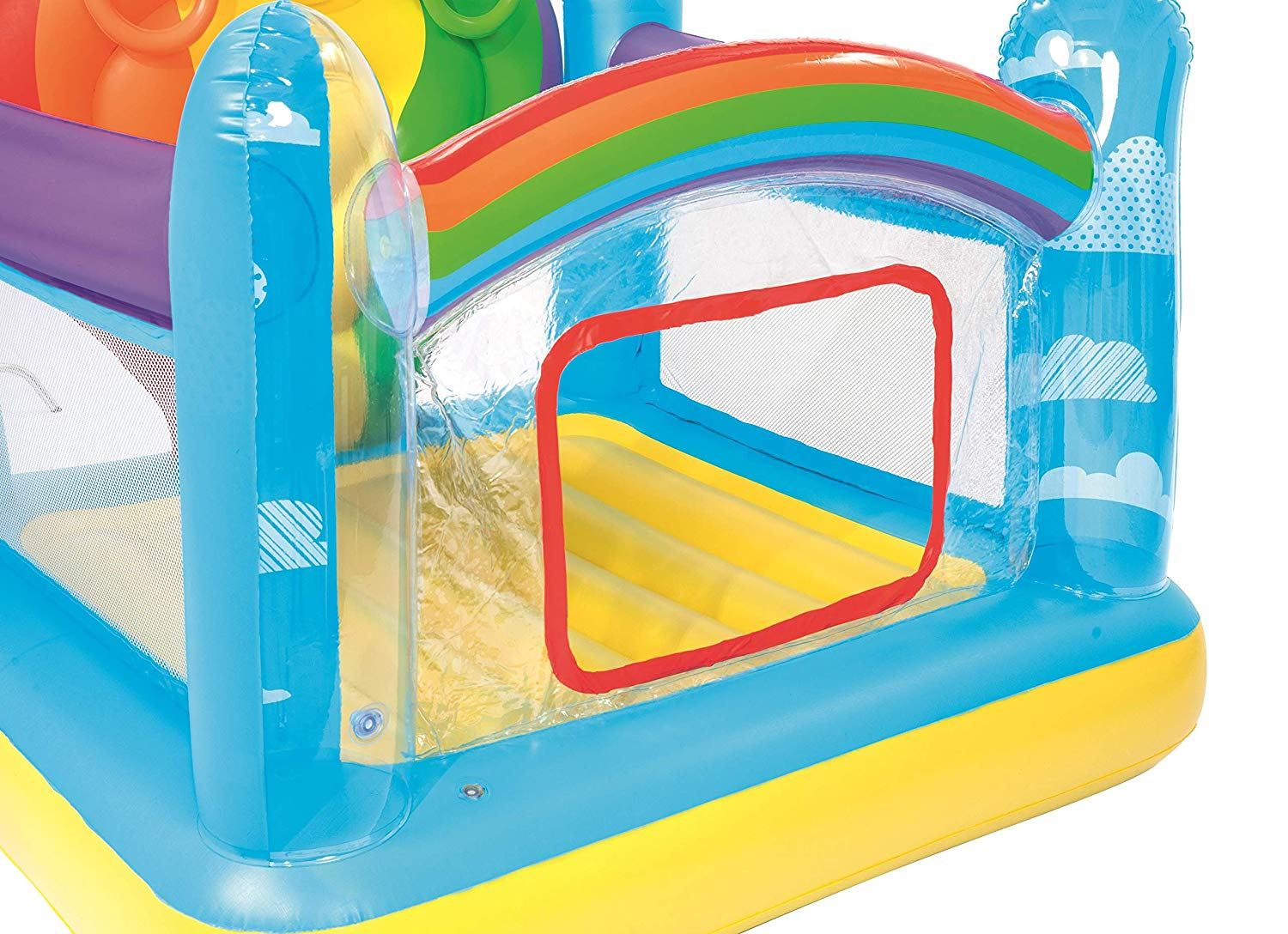 Outdoor Inflatable Swimming Paddling Pool Garden Family Pools multiple listing