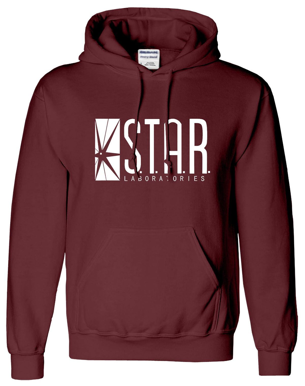 Star Laboratories Hoody Inspired TV Series S.T.A.R.Labs Hoodies Pullover Sweat