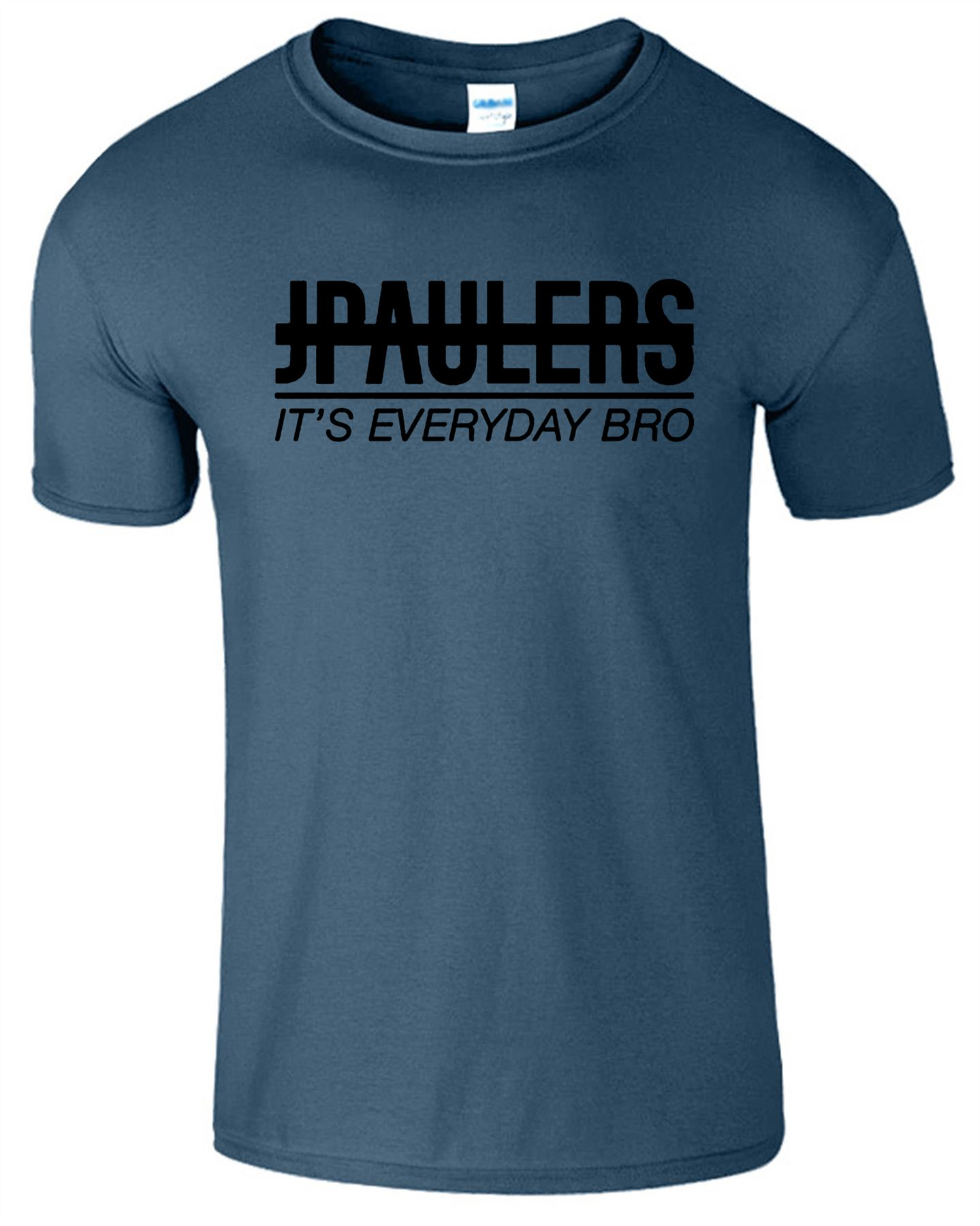 JPAULERS ITS EVERYDAY BRO Kids Girls T Shirt Youtuber Boys JP Gift VLOG T-Shirt