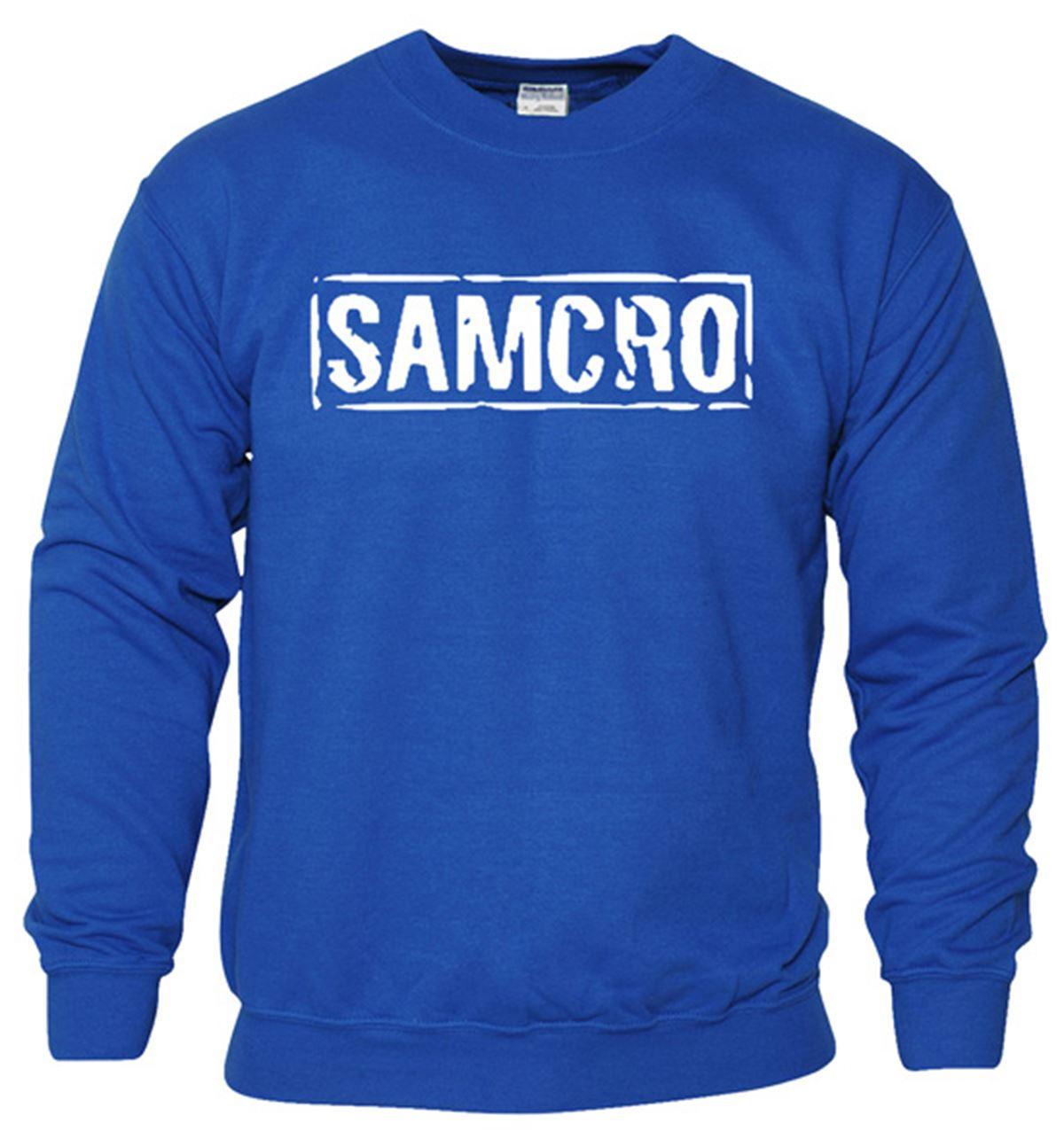 SAMCRO New Kids Sweat Classic Long Sleeve Pullover Gift jumper Top Sweatshirt