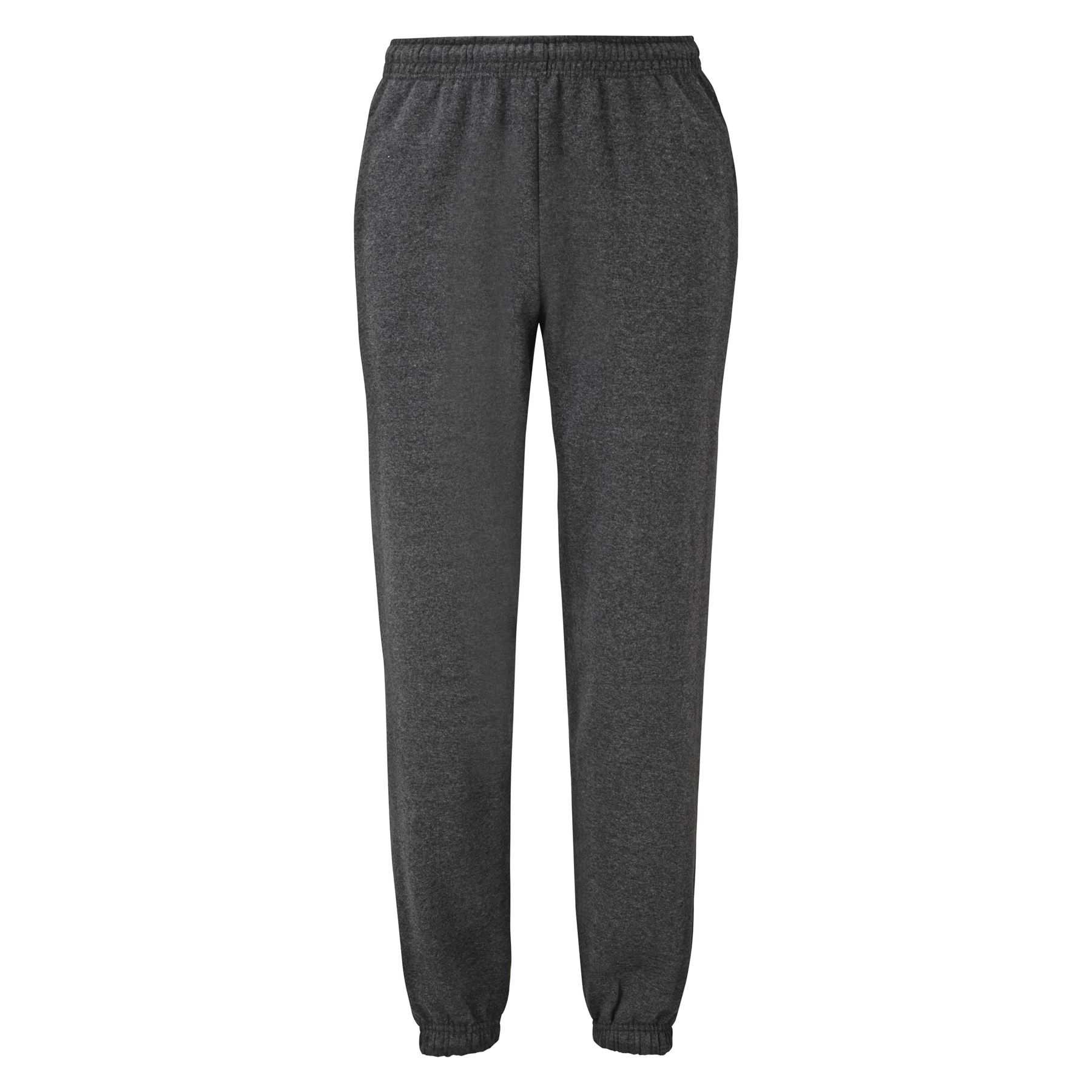 Da Uomo Fruit of the Loom Classico Elasticizzato Jogging Sudore Pantaloni pantaloni pantaloni sportivi