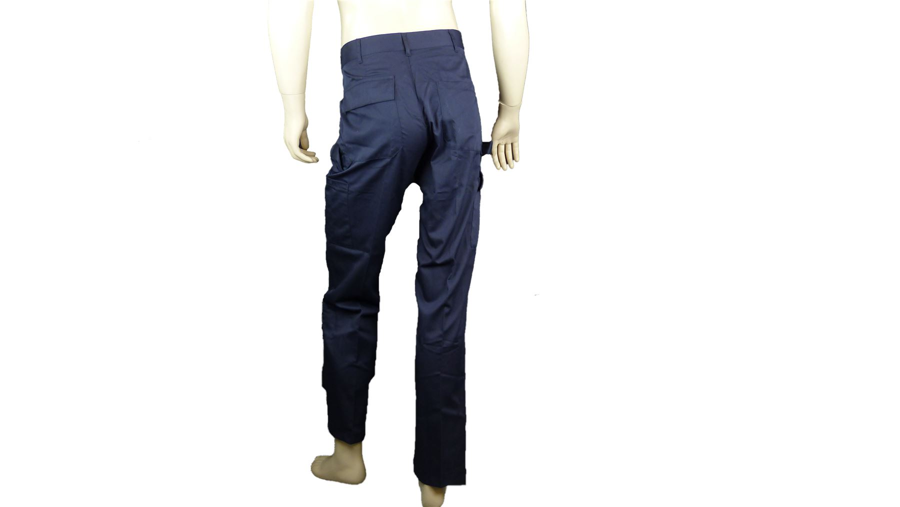 Plumb Center Workwear Trousers 32W x Leg