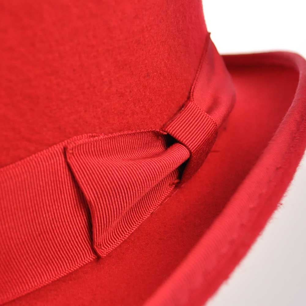 Junior Top Hat Premium Quality Wool Felt Wedding Ascot Horse Racing Hat