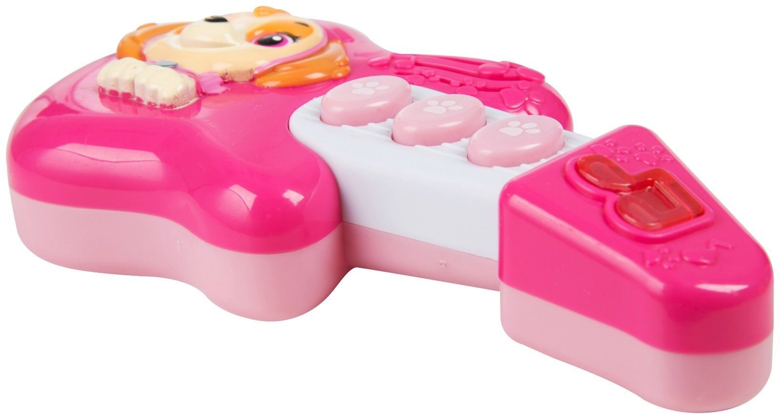 Nickelodeon Paw Patrol My First Electric Instrument Guitare Skye rose bleu Chase