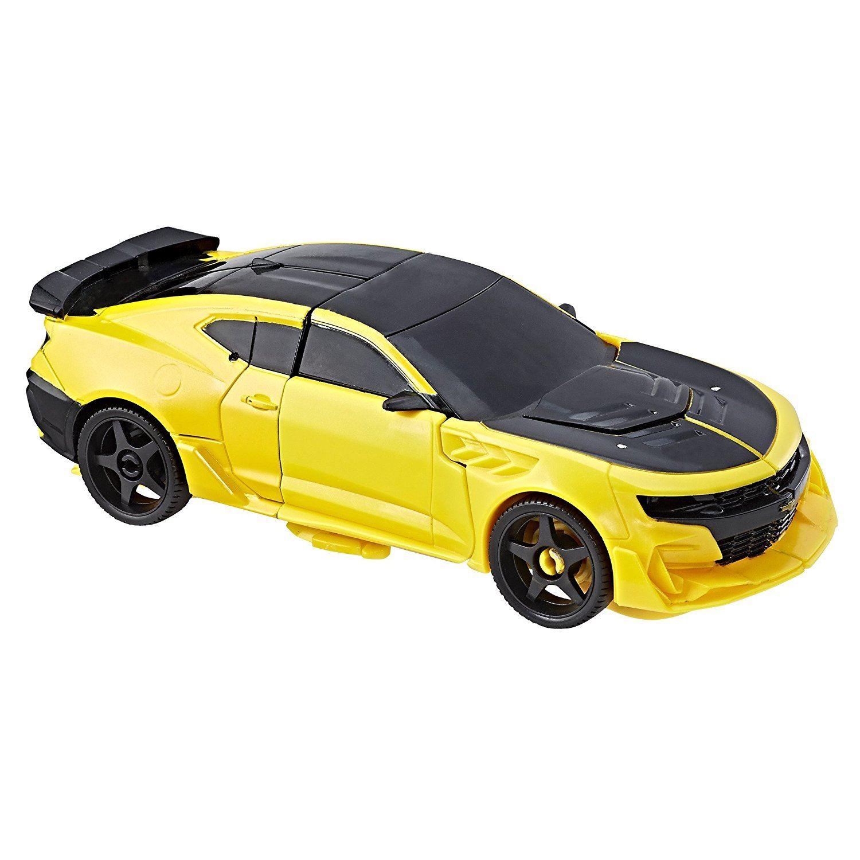 Transformers The Last Knight 2//3 Step Turbo Changer Grimlock Optimus Bumblebee