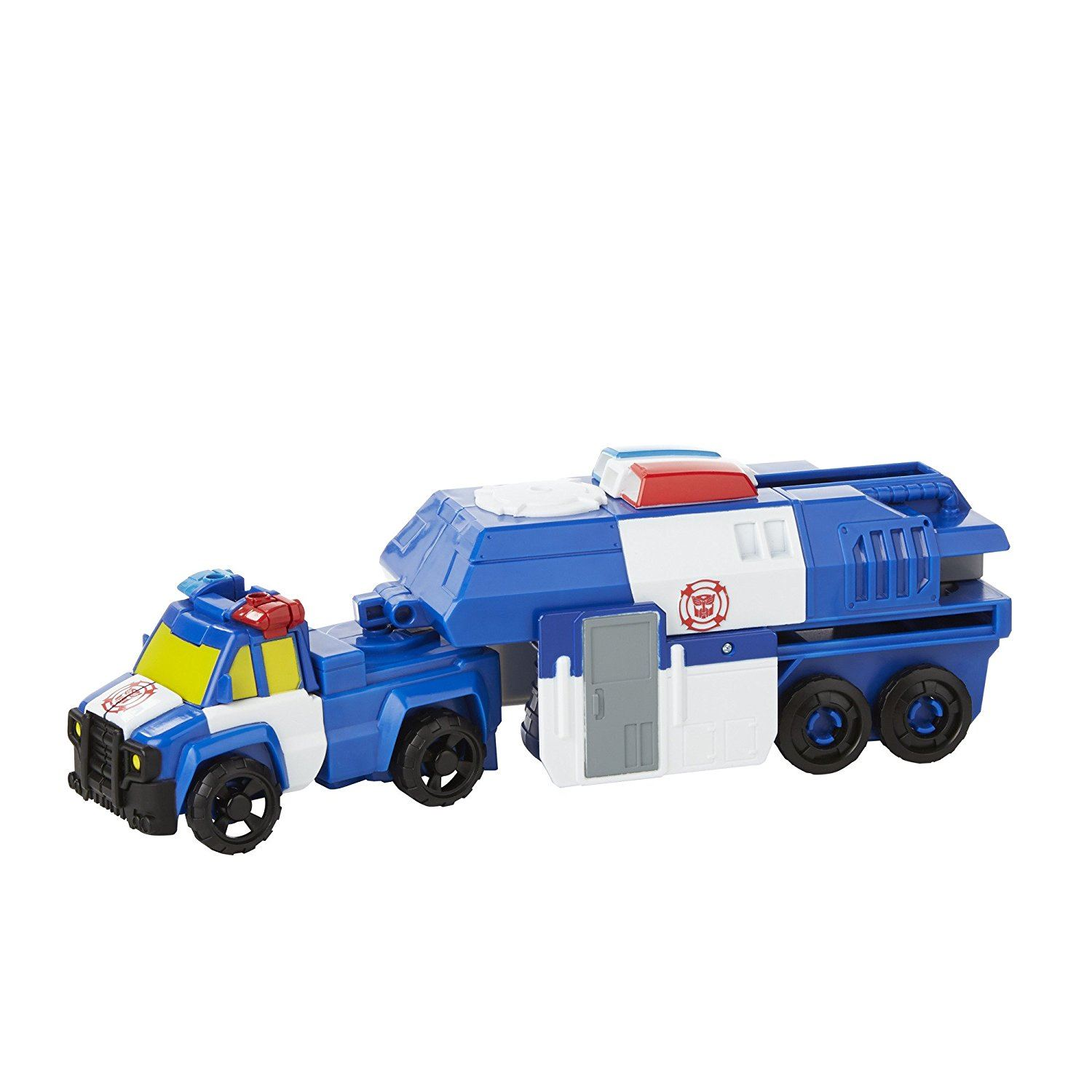 Transformers Rescue Bots Capture Claw Chase crochet /& échelle Heatwave