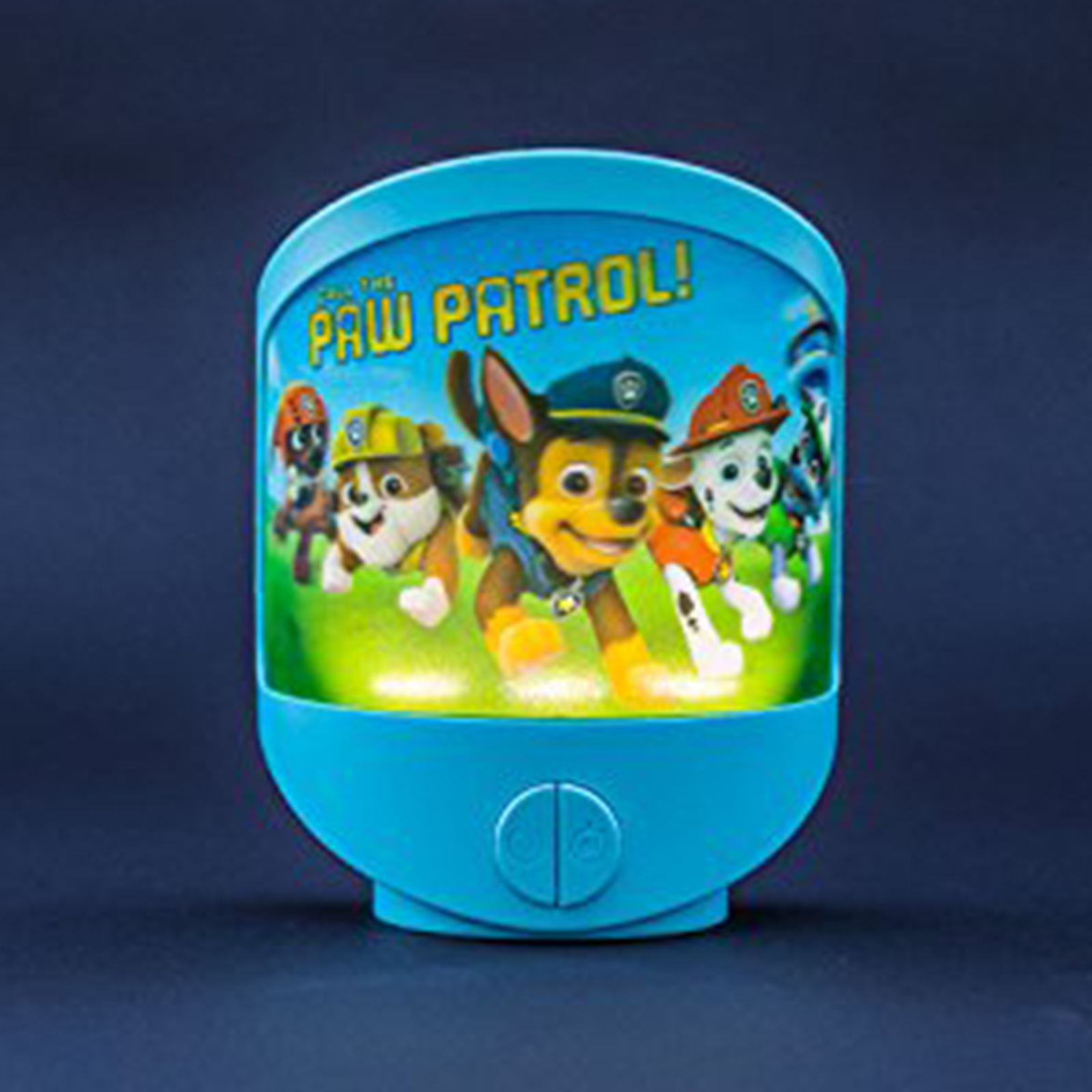 PAW PATROL SHIMMER /& SHINE LENTICULAR MULTI FUNCTION NIGHT LIGHTS PEPPA PIG