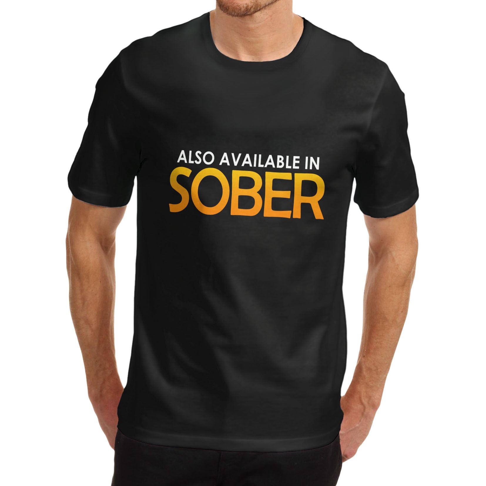Homme aussi disponible en sobre drôle blague t-shirt