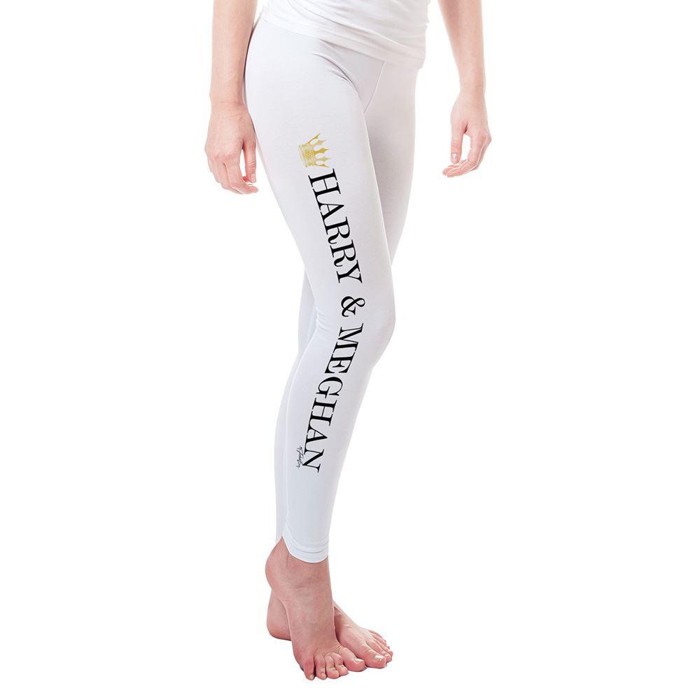 Leggings For Women Meghan and Harry The Royal Wedding Women/'s Leggings