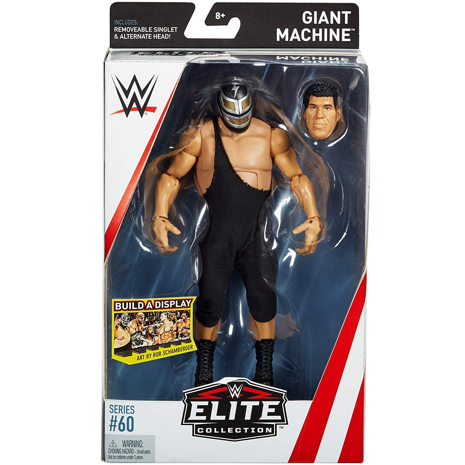 WWE Elite Collection Action FIgures