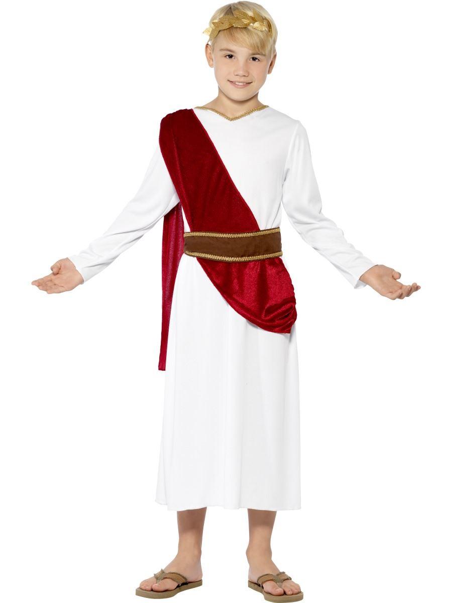 Ancient greek fashion for kids 6