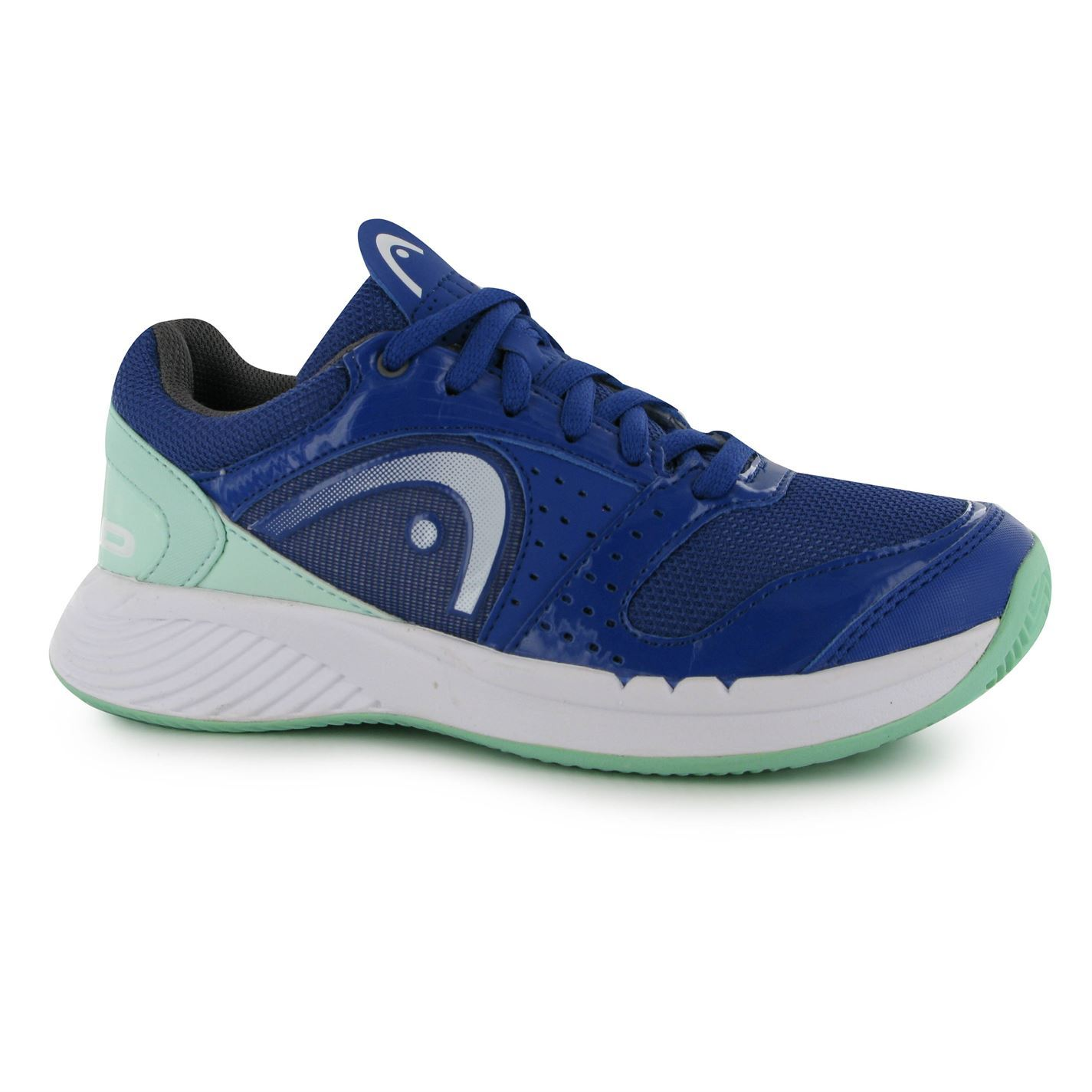 Head Womens Ladies Zora Clay Tennis Shoes Lace Up Sports Trainers Footwear