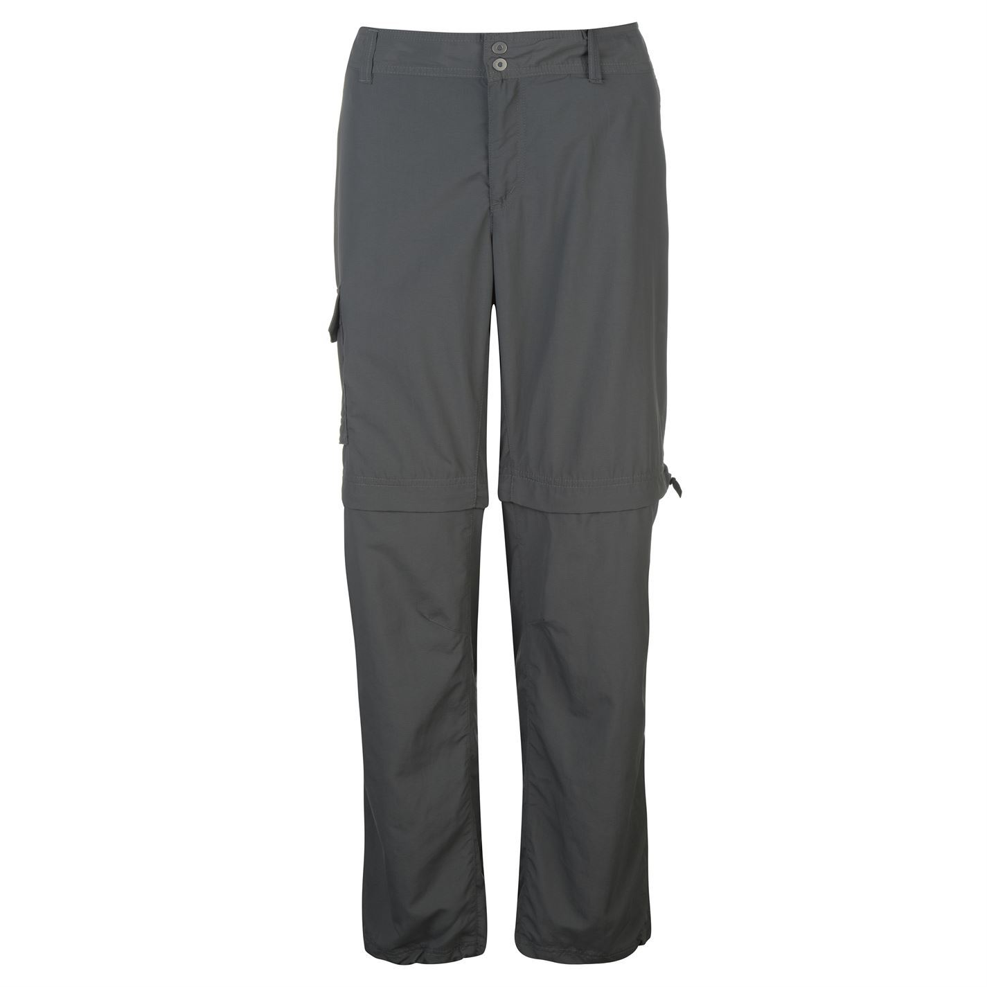 Columbia Womens Silver Ridge Zip Convertible Pants Walking Trousers Bottoms