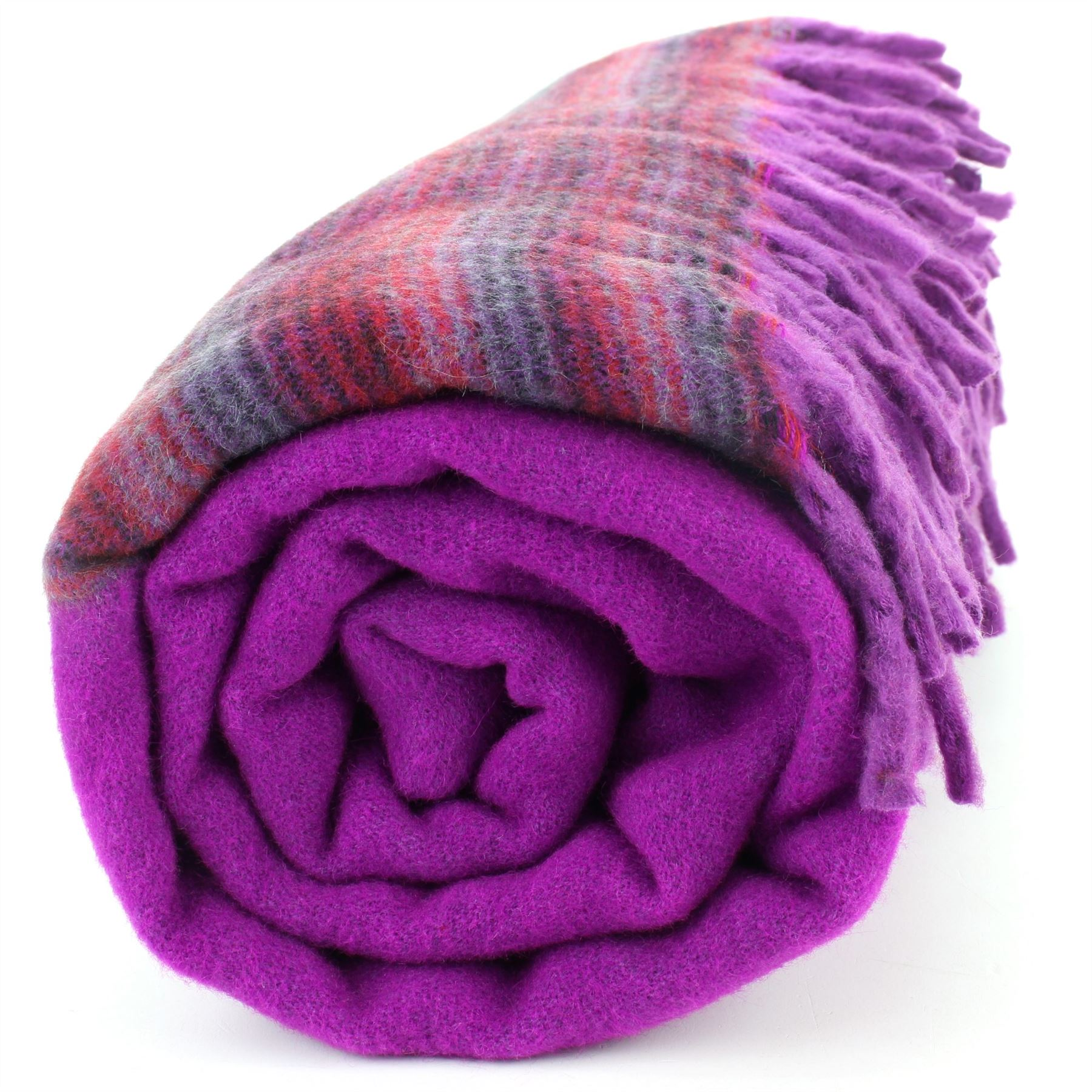 Yak Wool Blanket Shawl Wrap Throw Finest Softest Tibet Handloom Travel
