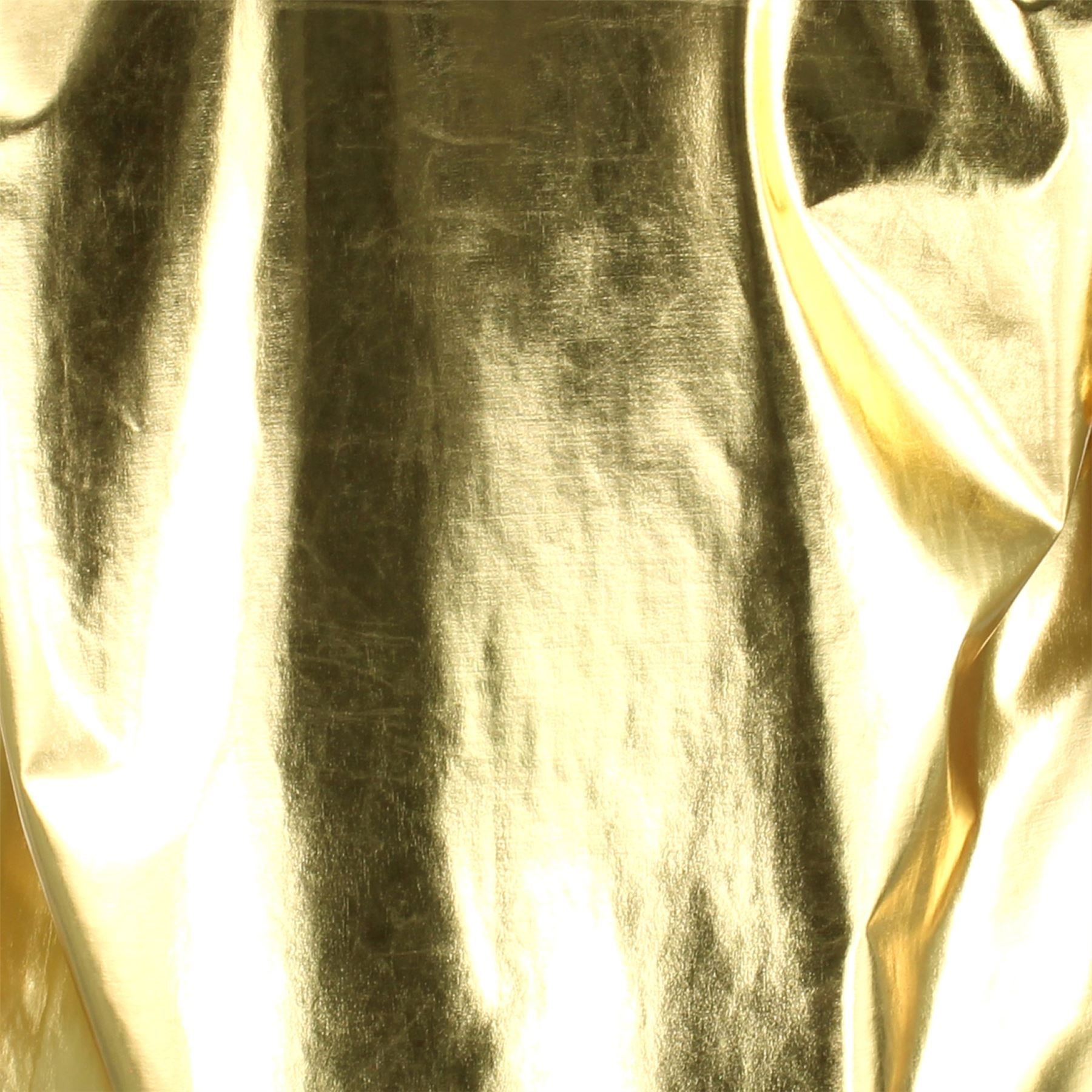Shiny Metallic Short Sleeve Shirt Firefly Party Dressing up