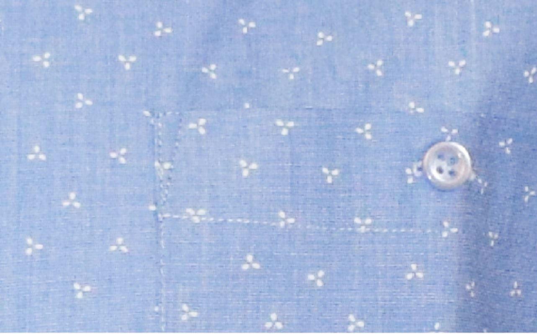 SS18 Spionaggio Da Uomo Taglia Grande Colletto Abbottonato Cotone Stampato Estate Camicie